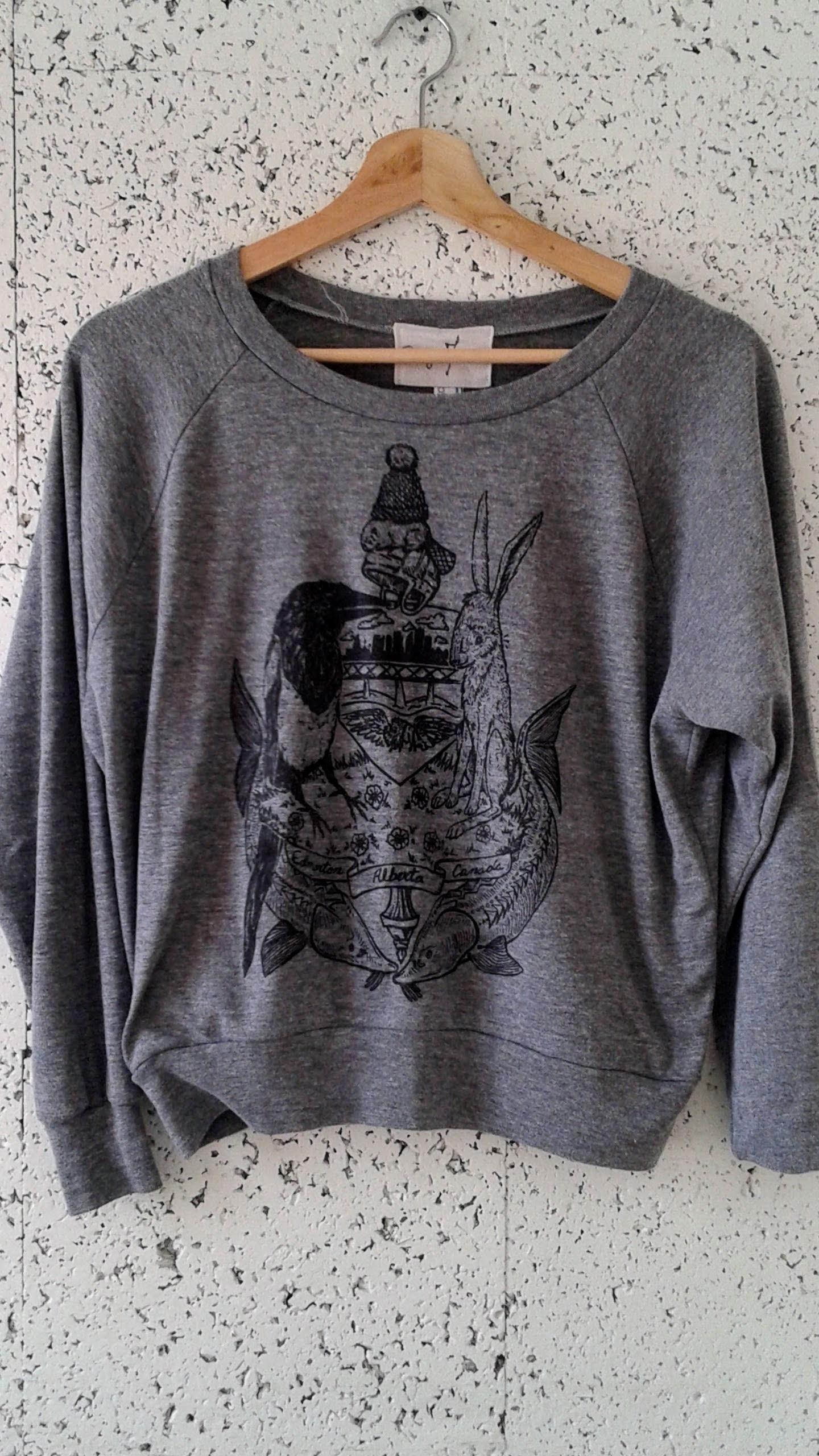 Salgado Fenwick top; Size S, $24