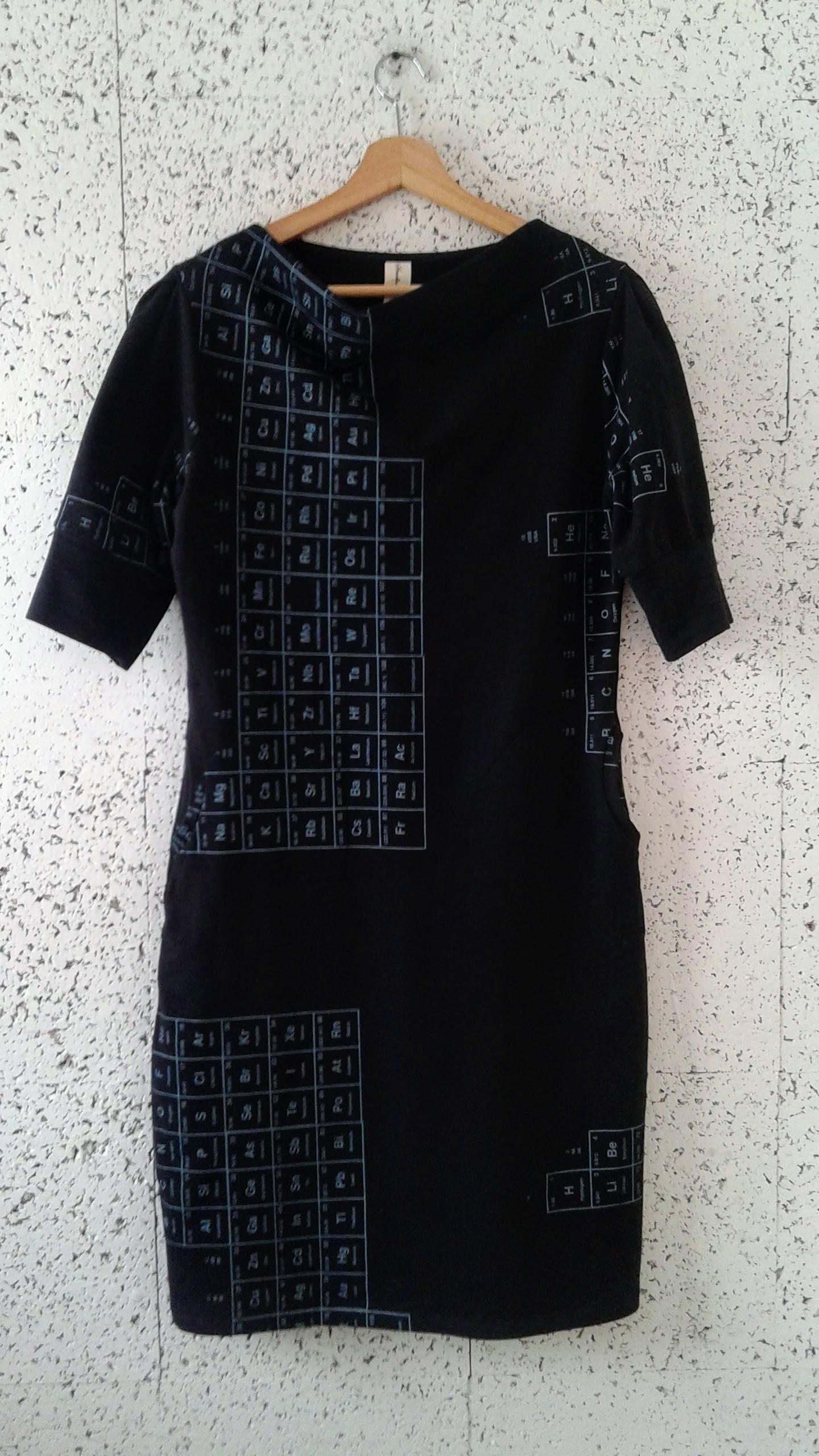 Smoking Lily dress; Size M, $58