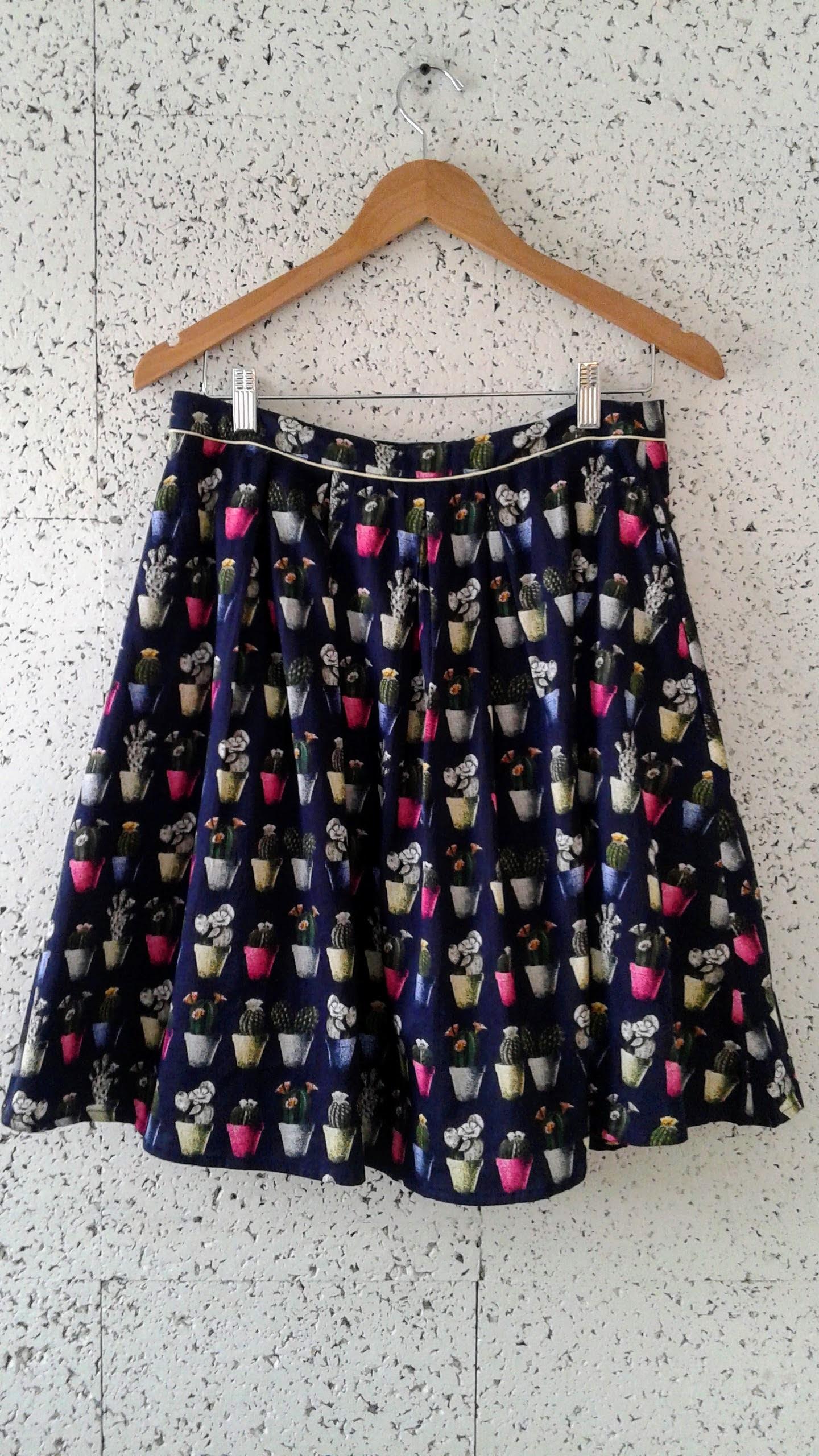 Yumi skirt; Size 8, $38