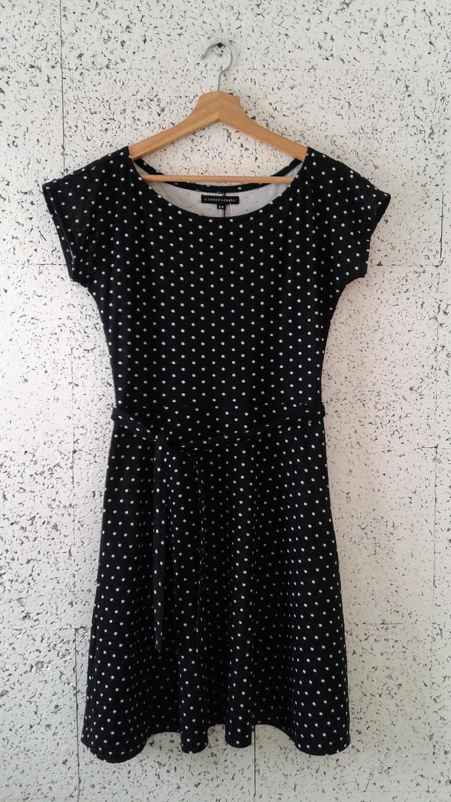 Cinder+Smoke dress; Size S, $36