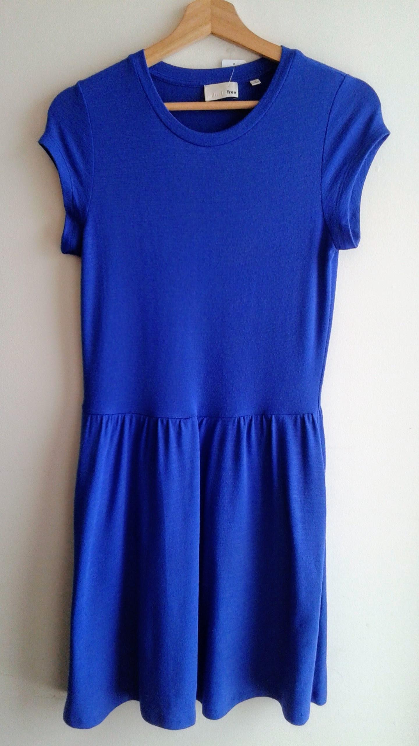 Wilfred Fee dress; Size M, $34