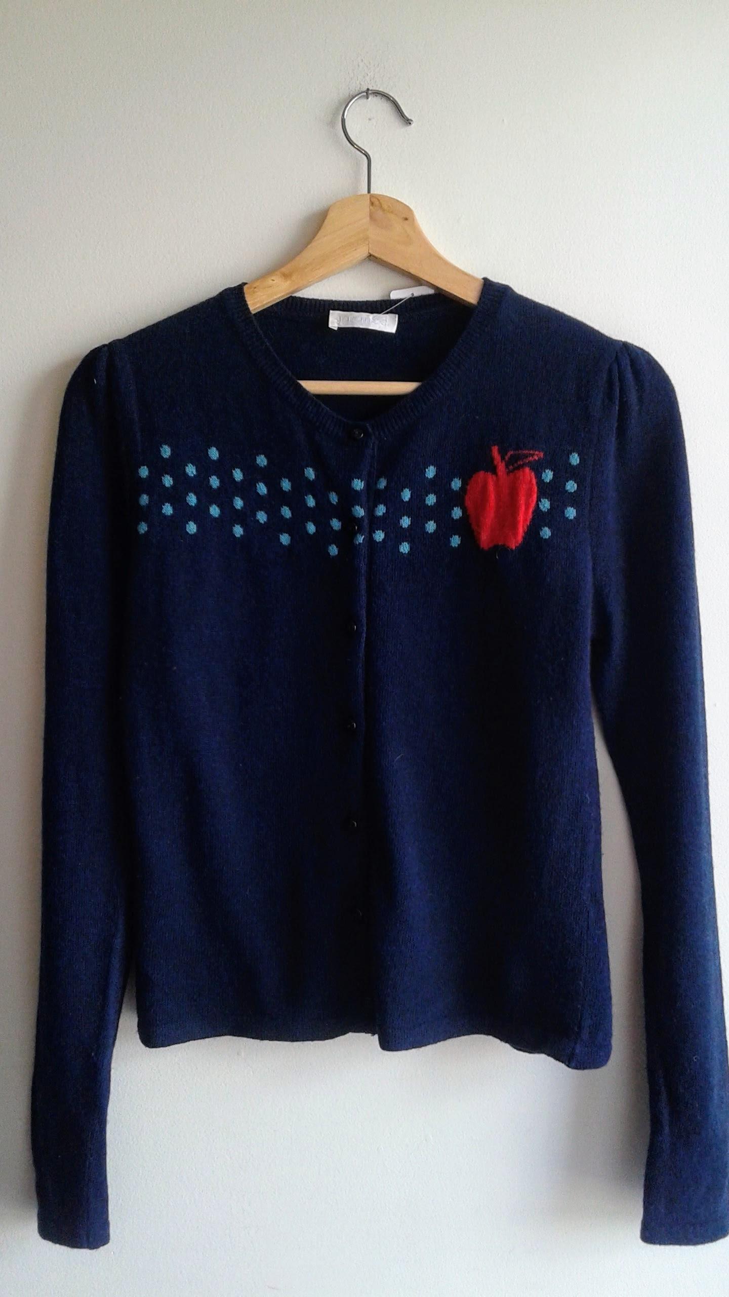 Promod cardigan; Size S, $24