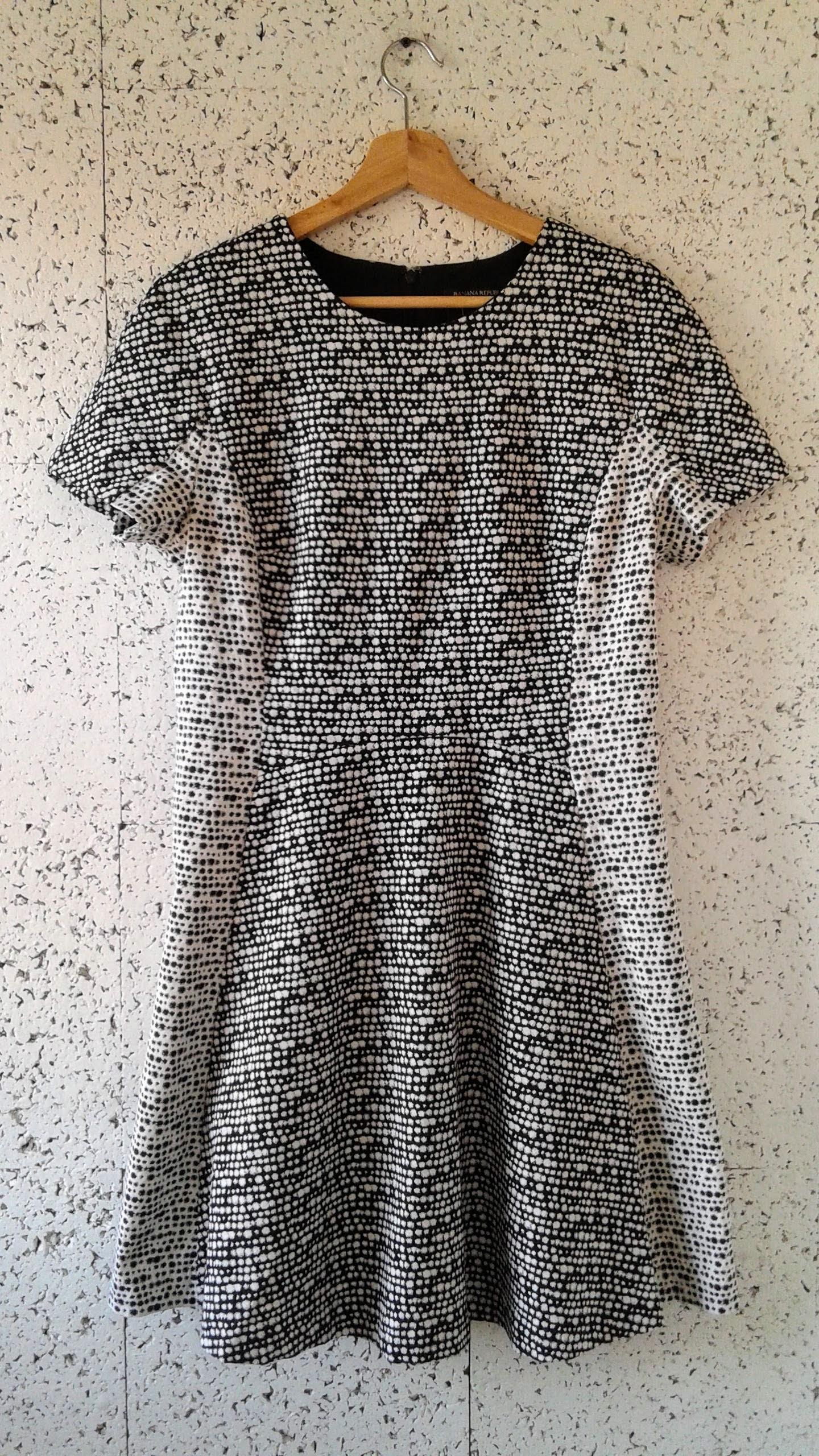 Banana Republic dress; Size 10, $42