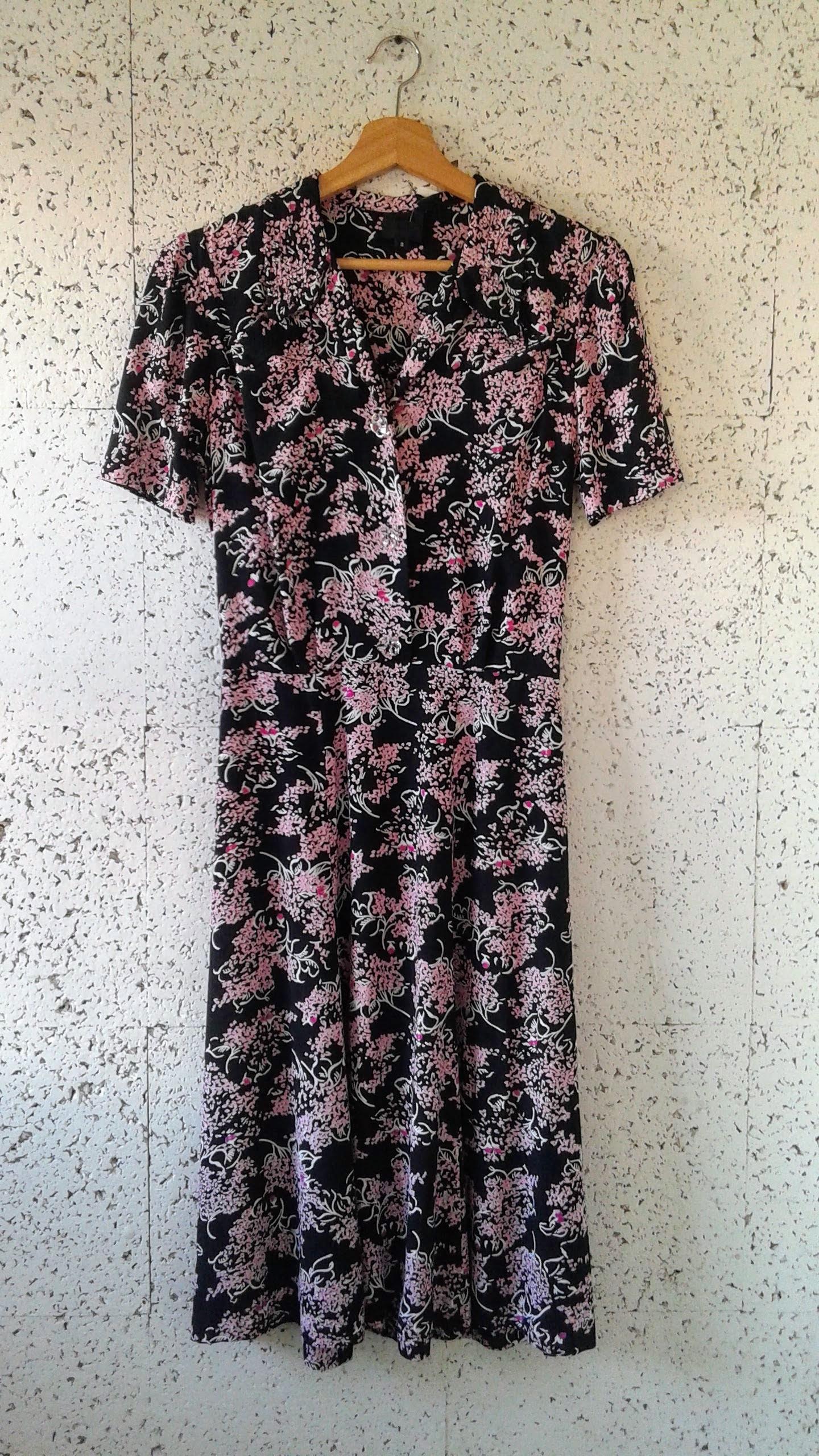 Anna Sui dress; Size S, $62