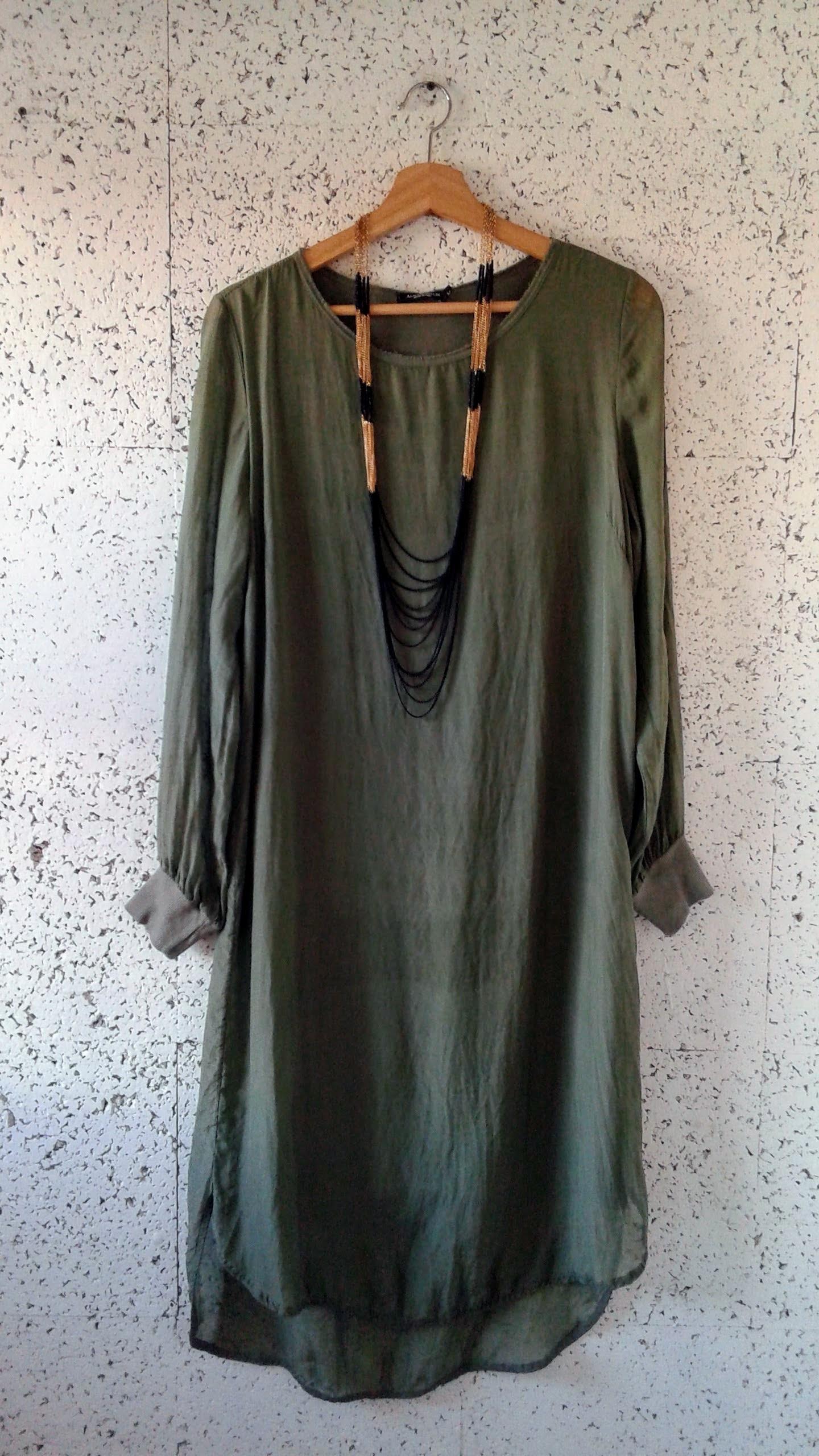 Alice Rinaldi dress; Size M, $48