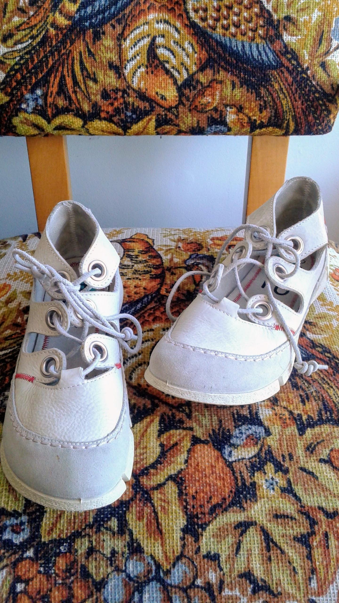 Ecco shoes; S8, $42