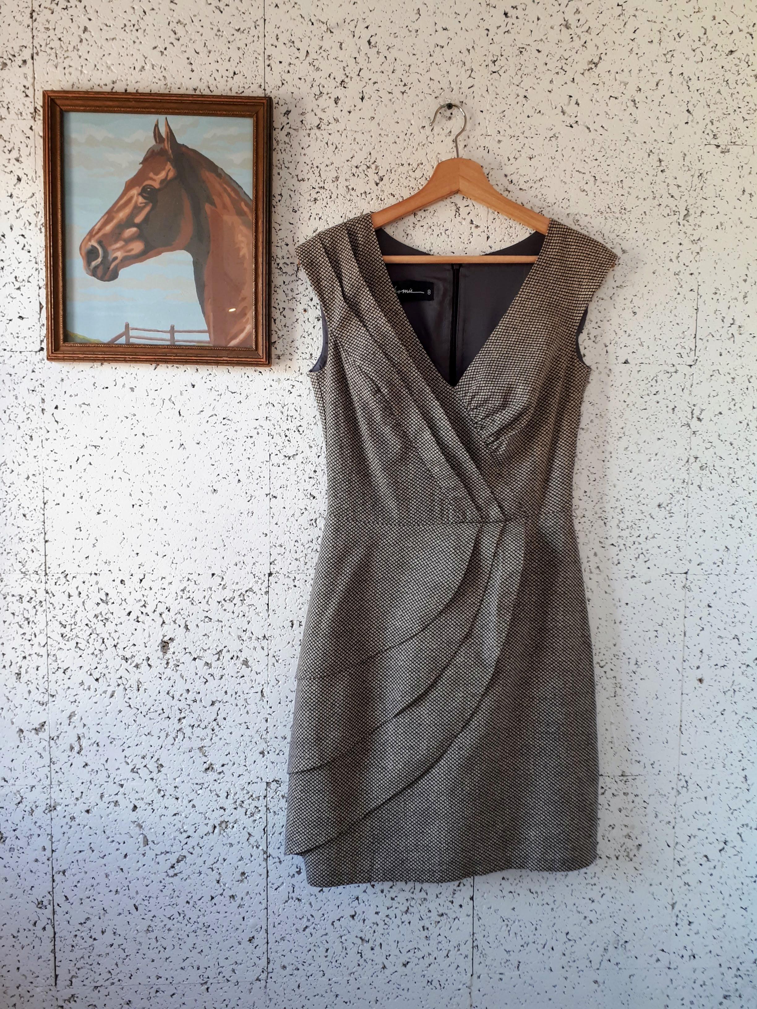 Nokomi dress; Size 8, $52