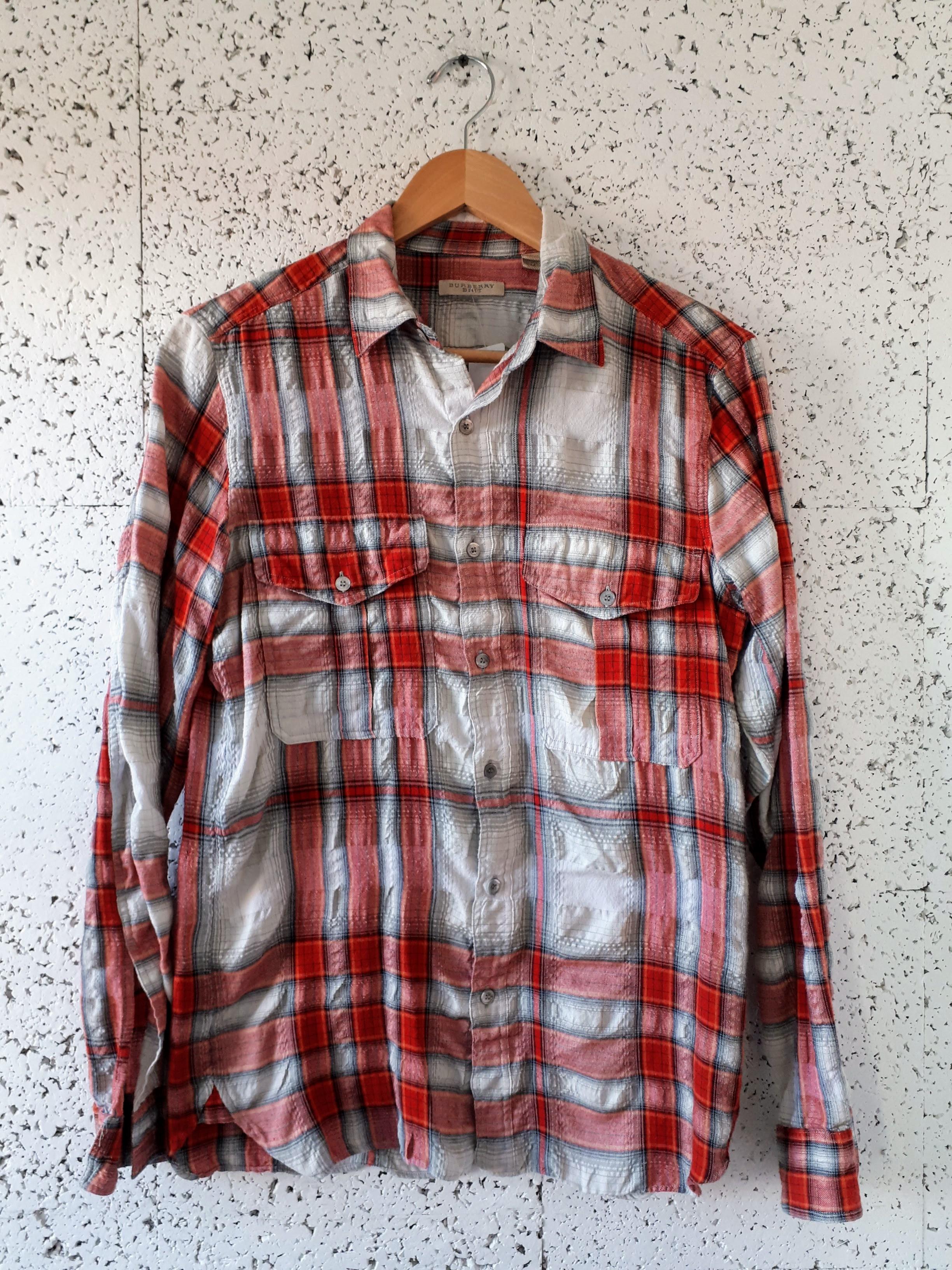 Burberry Brit shirt; Size S, $40
