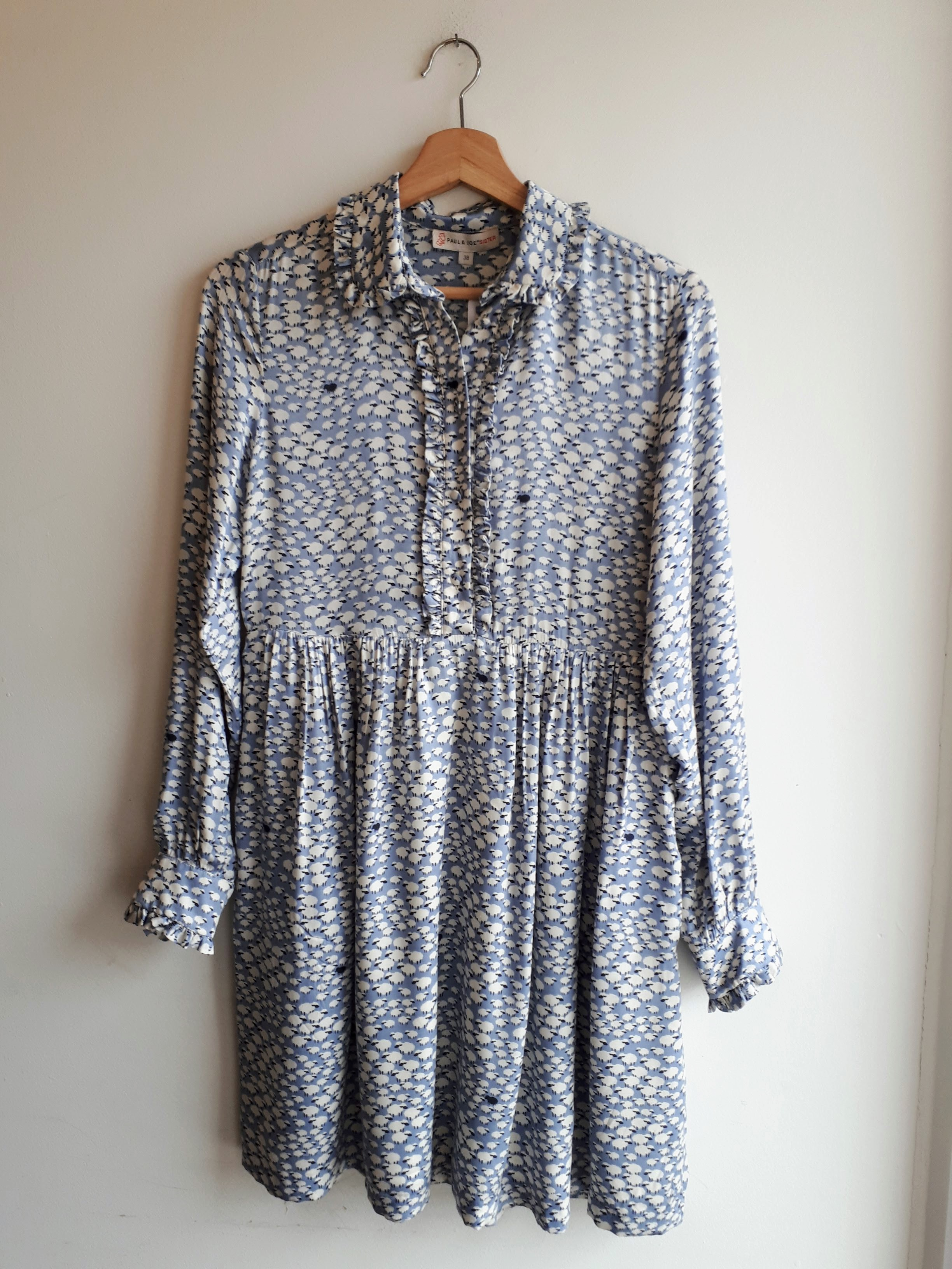 Paul and Joe Sister dress; Size 8, $42