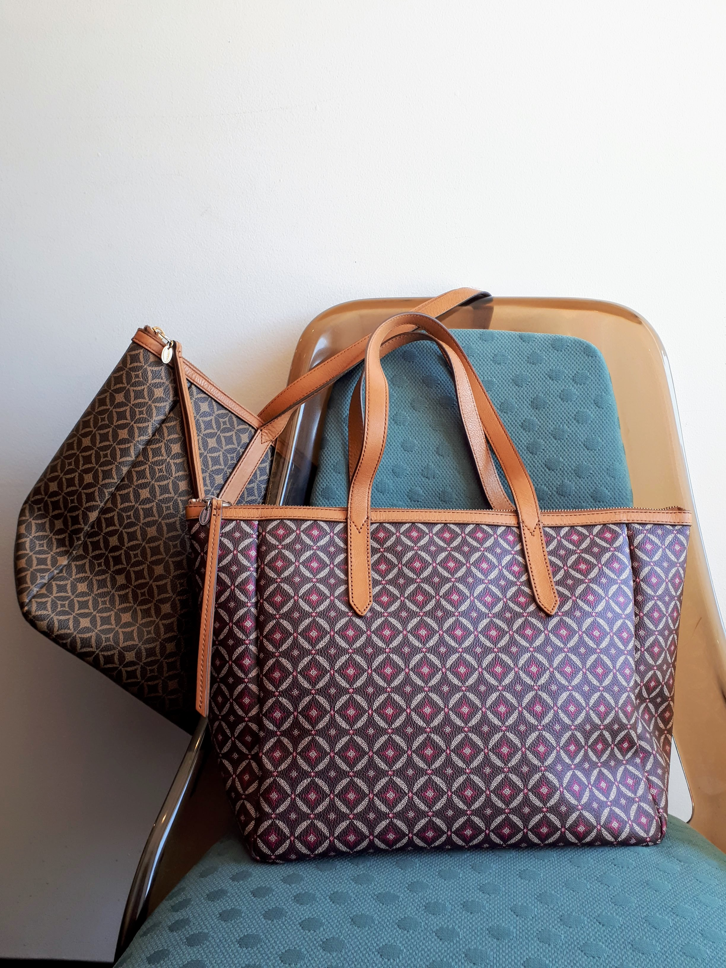 Fossil bags, $85 each