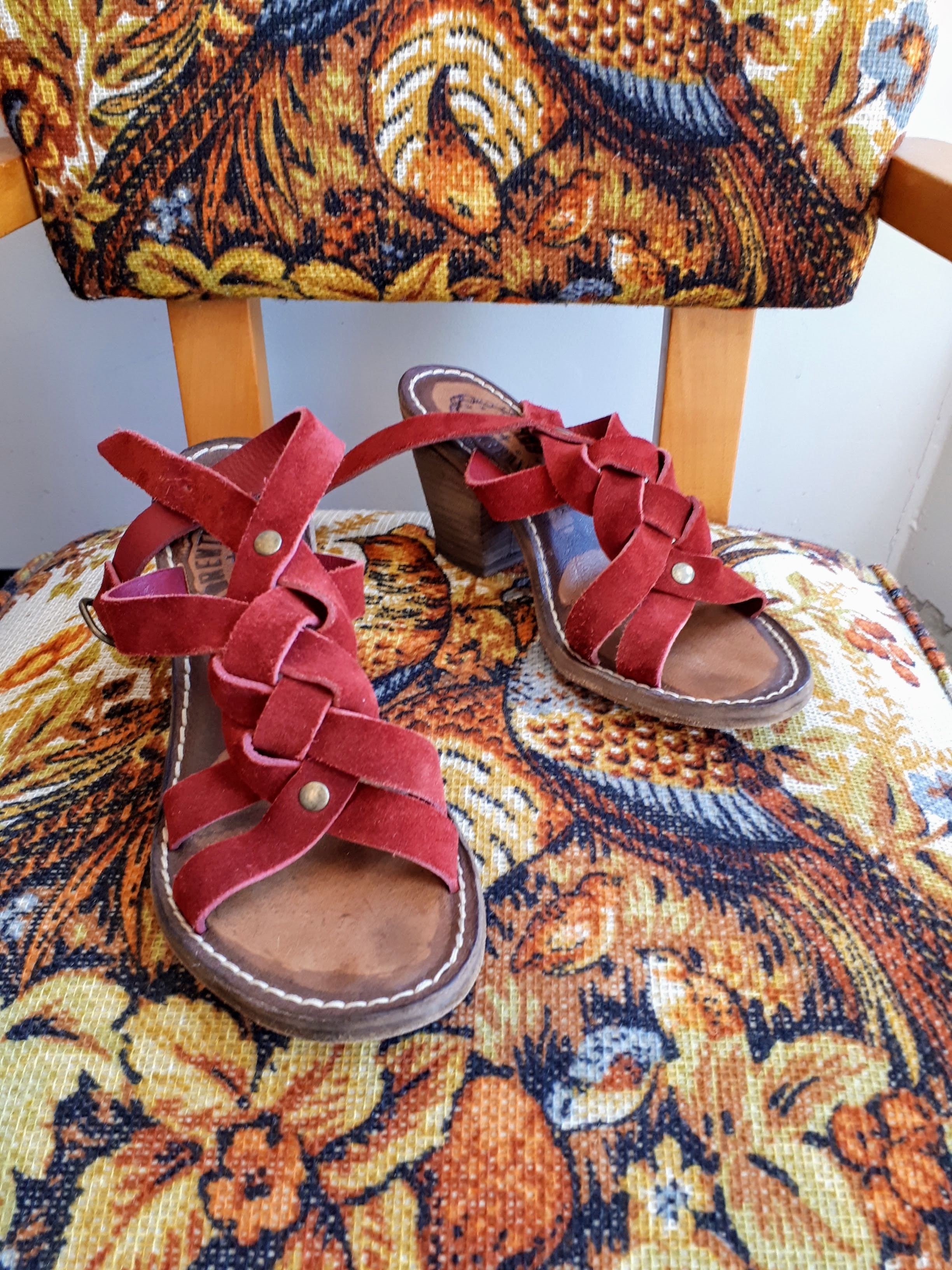 Fiorentini and Baker shoes; Size 6.5, $125