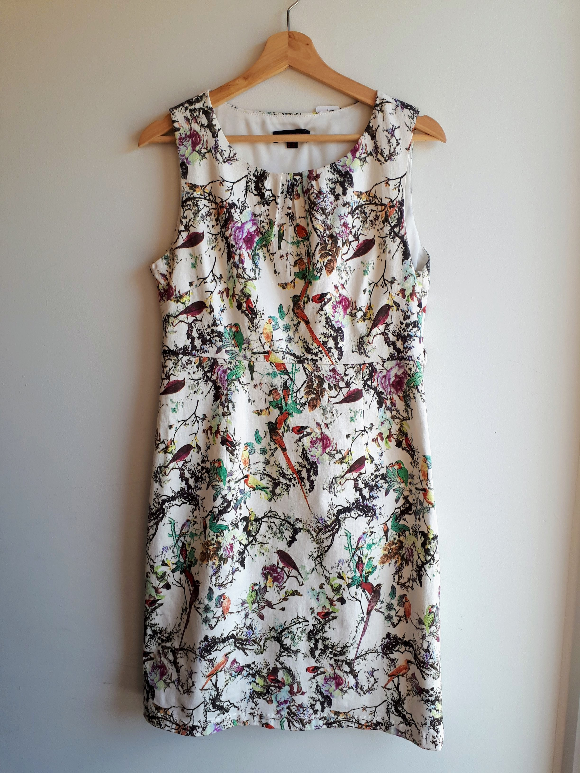 Super-Stition dress; Size 14, $36