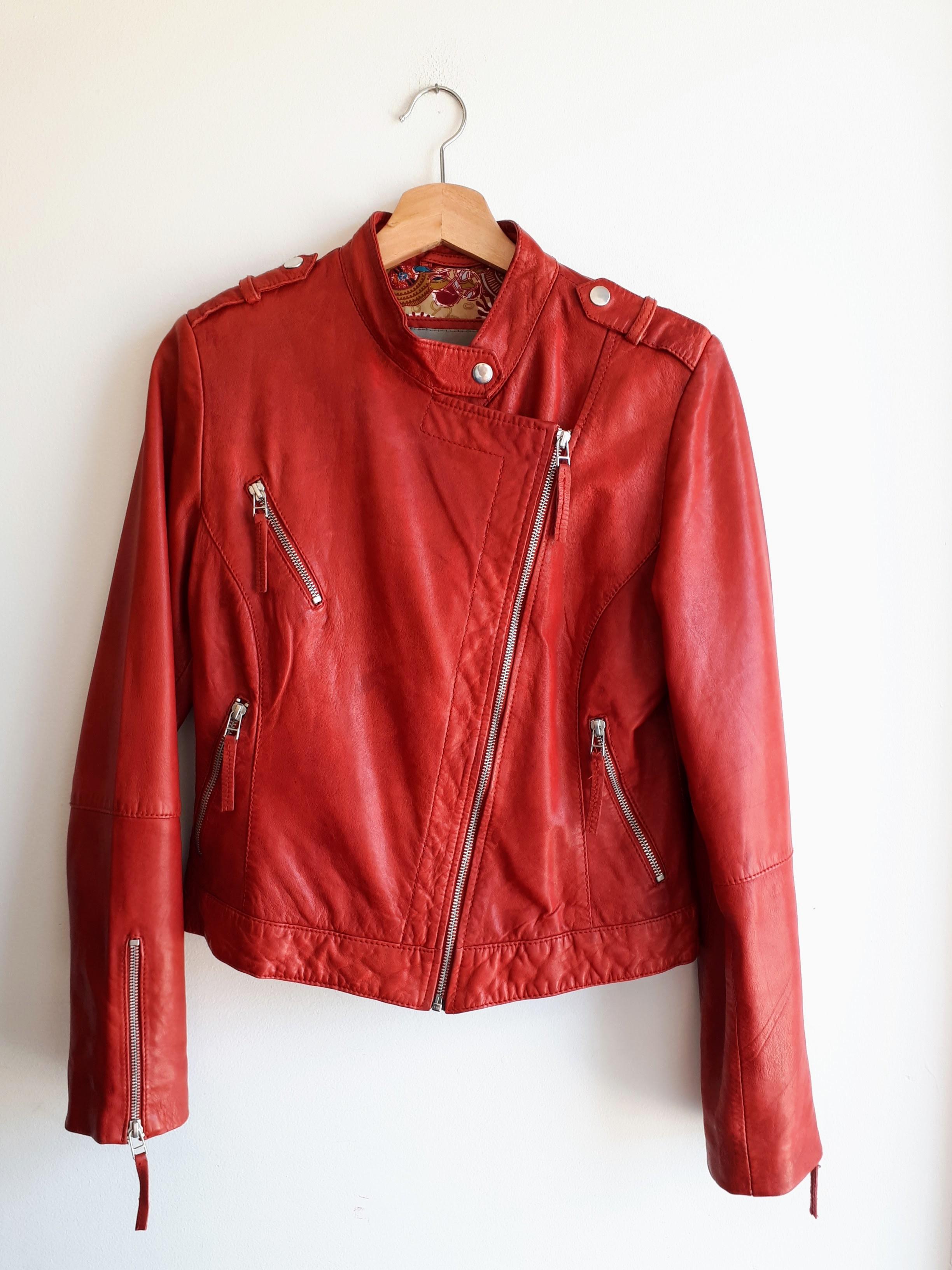 Bod and Christensen jackets; Size M, $64
