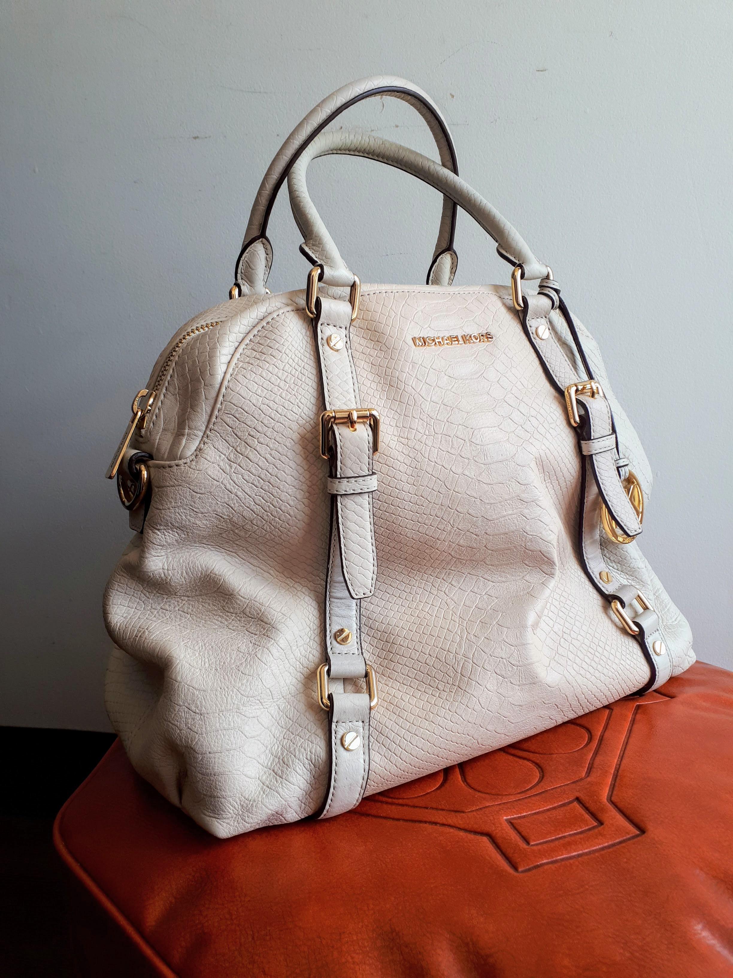 Michael Kors bag, $75
