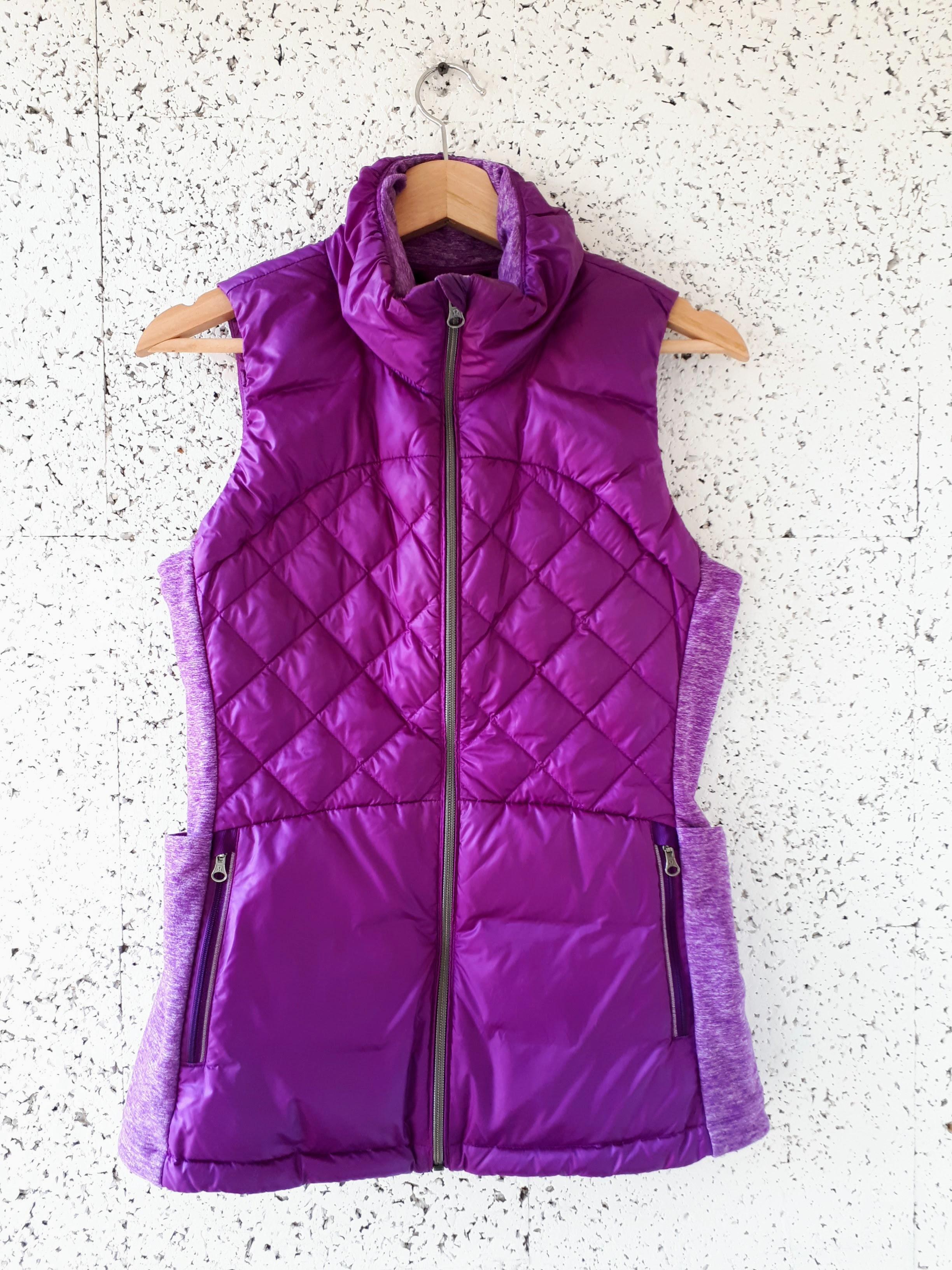 Lululemon vest; Size 8, $42