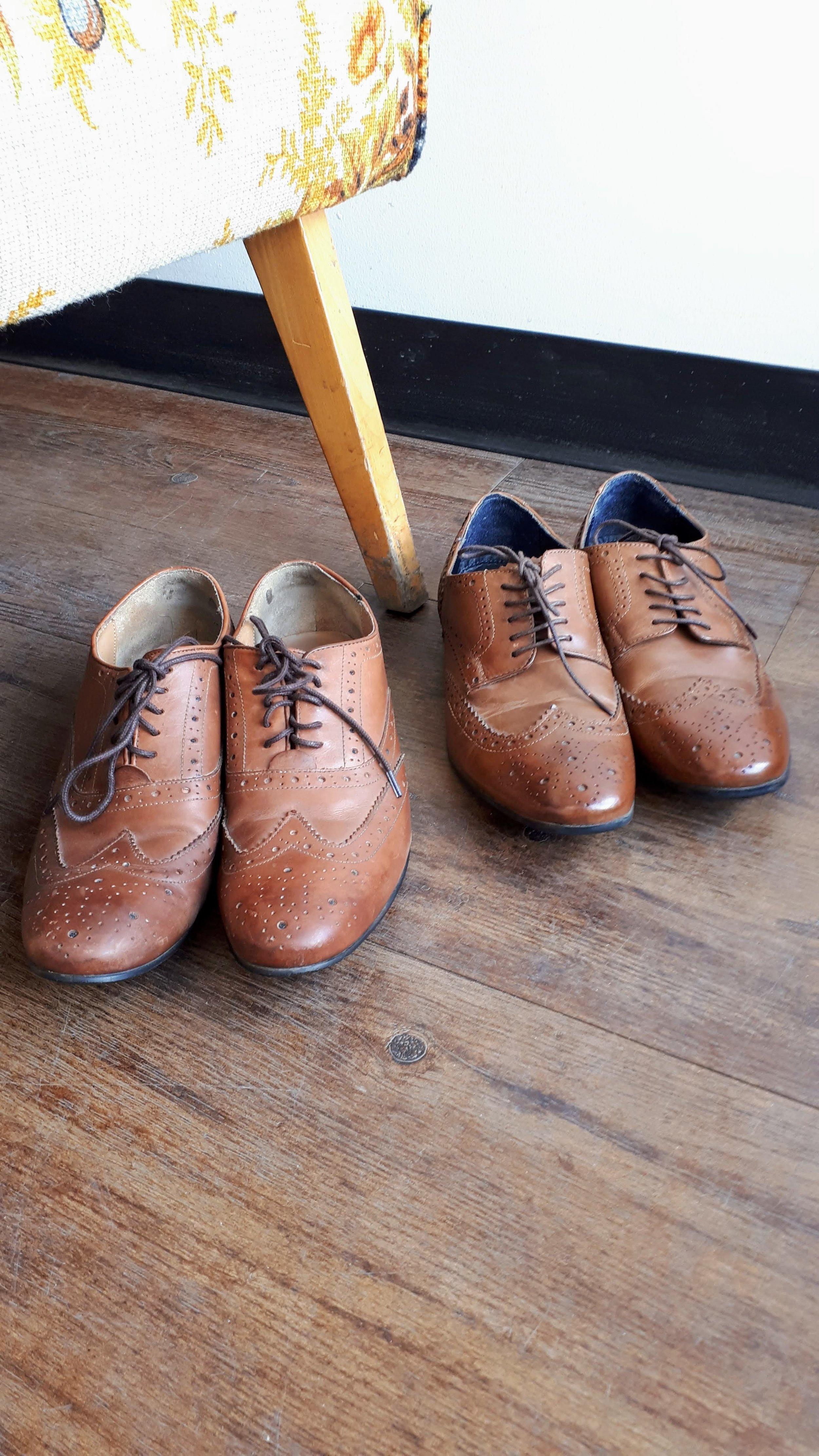 Topman shoes; mens S8 & S8.5, $38 each