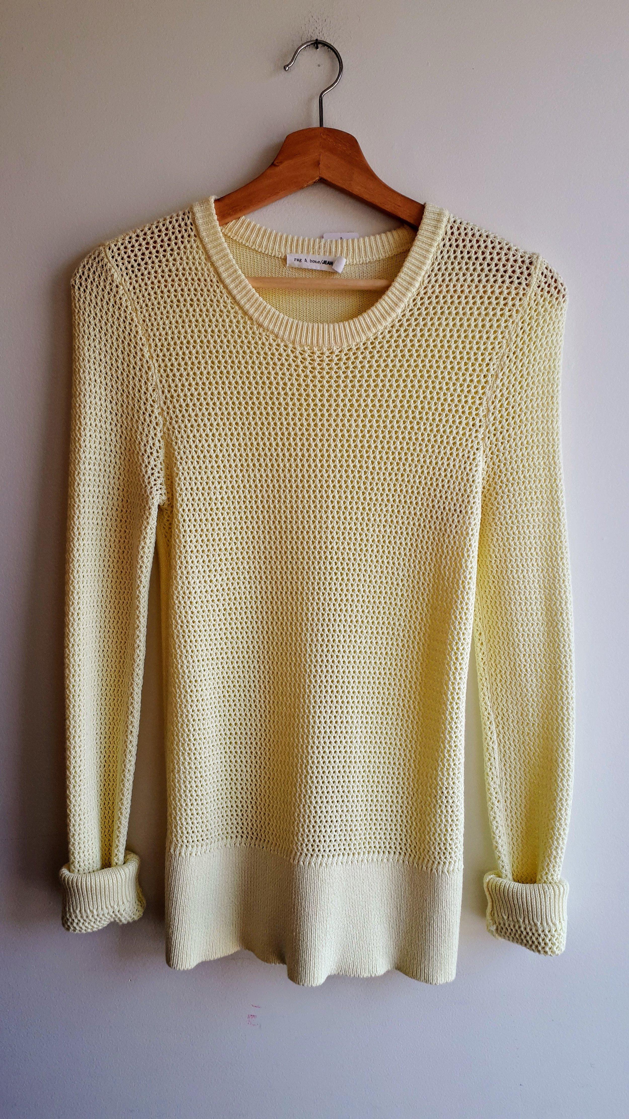 Rag & Bone sweater; Size S, $42