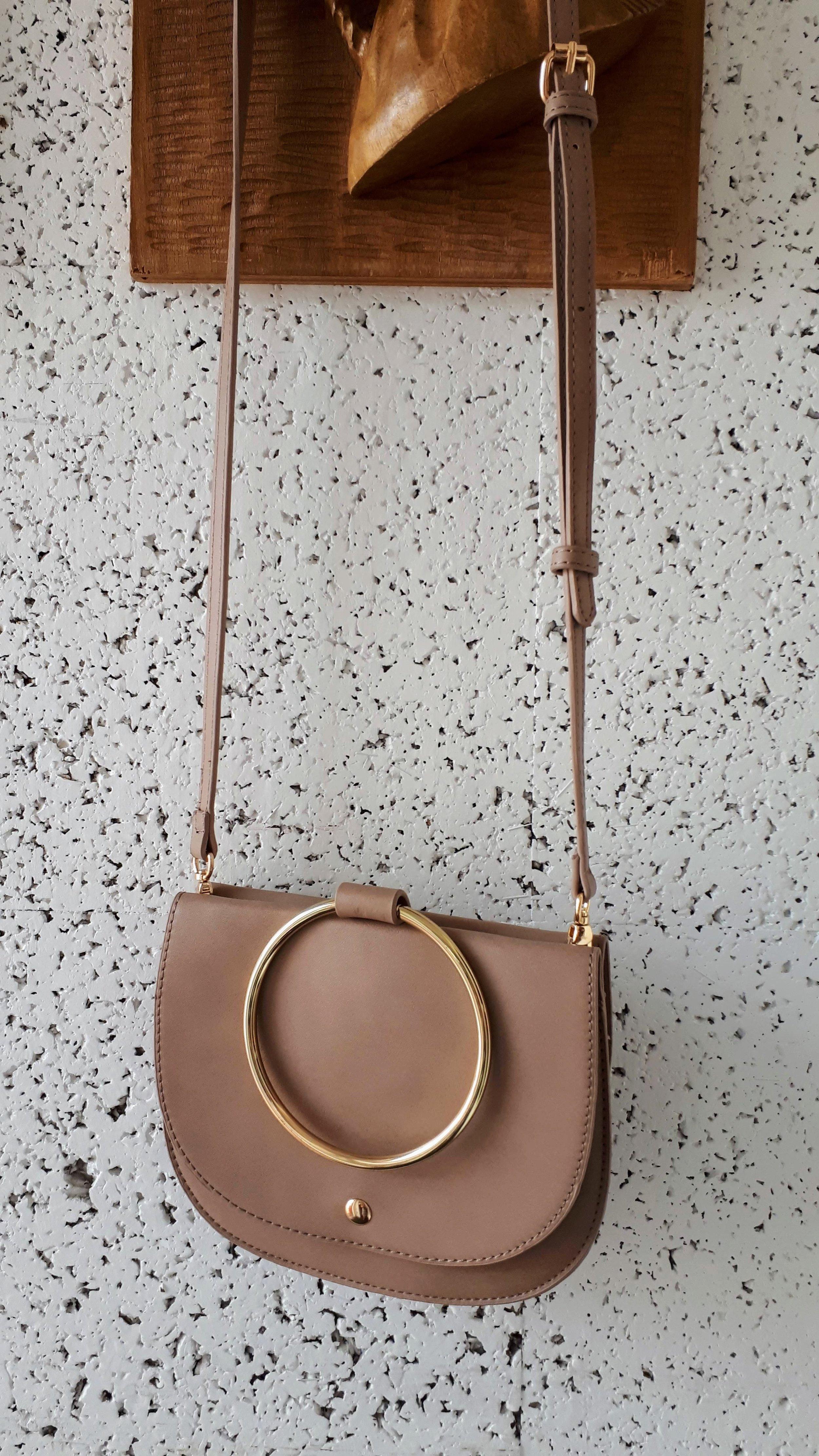 Madison West purse, $18