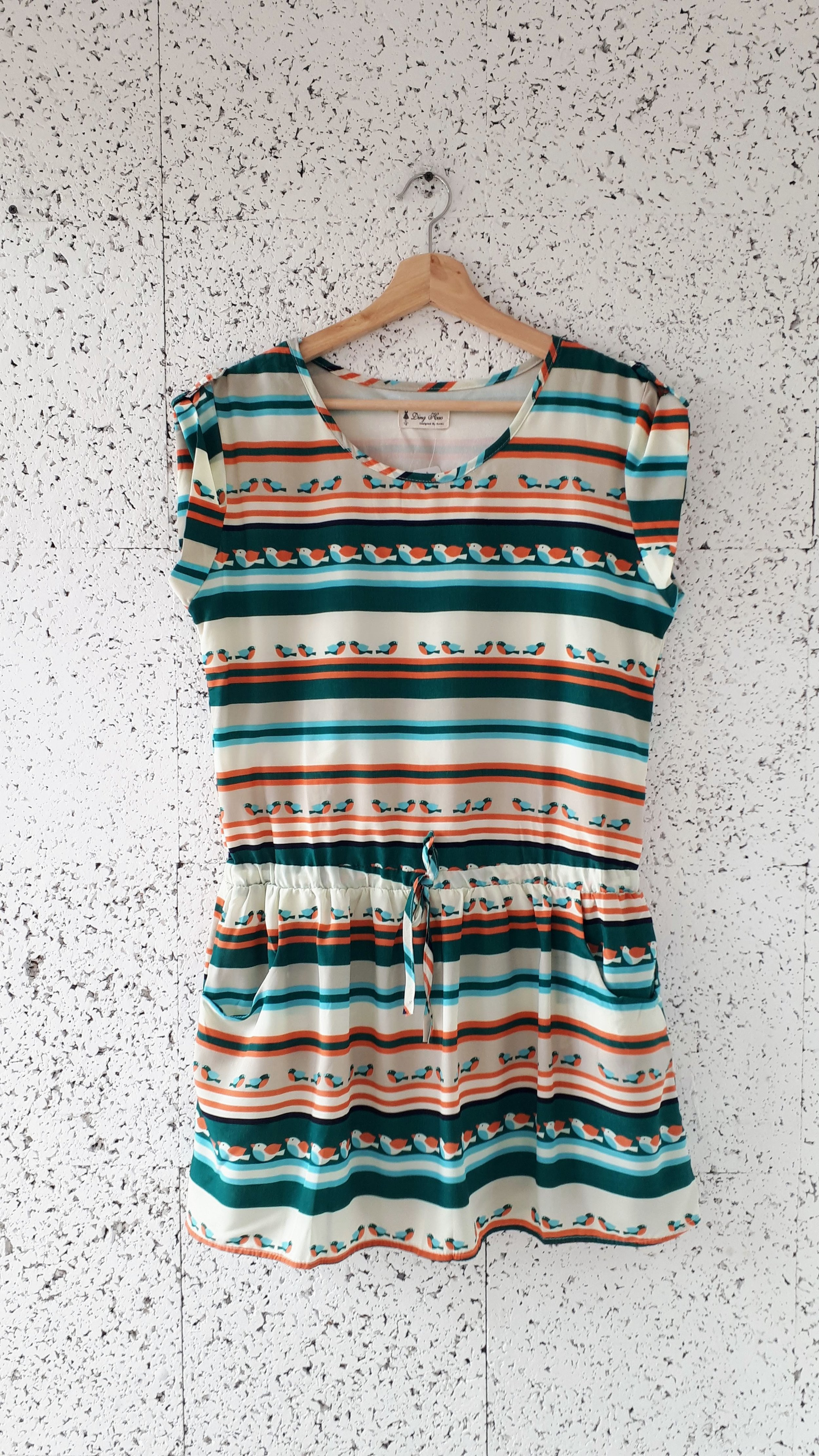 Ding Hao dress; Size M, $28