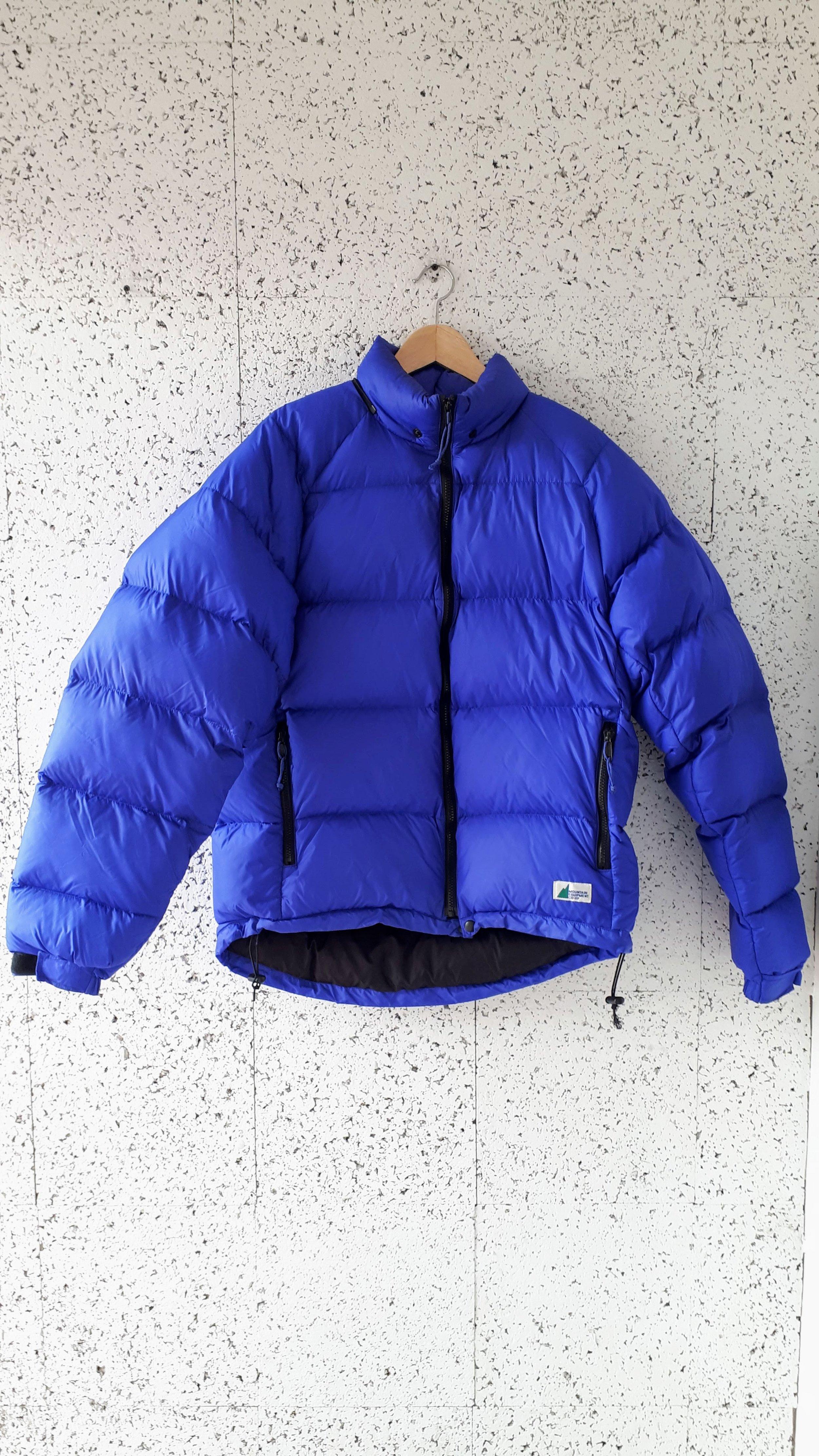 MEC jacket; Size L, $175