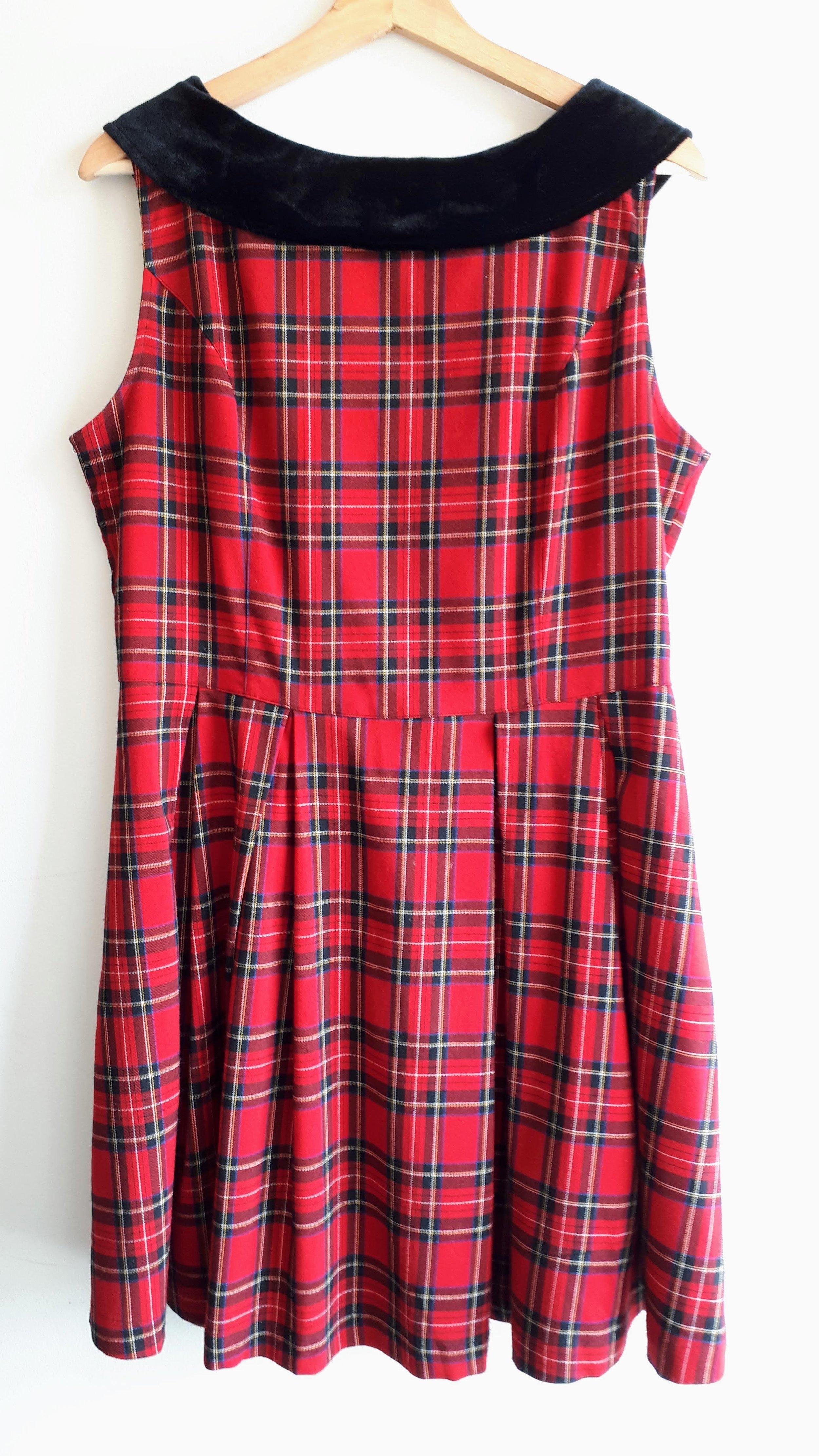 Hell Bunny dress; Size L, $46