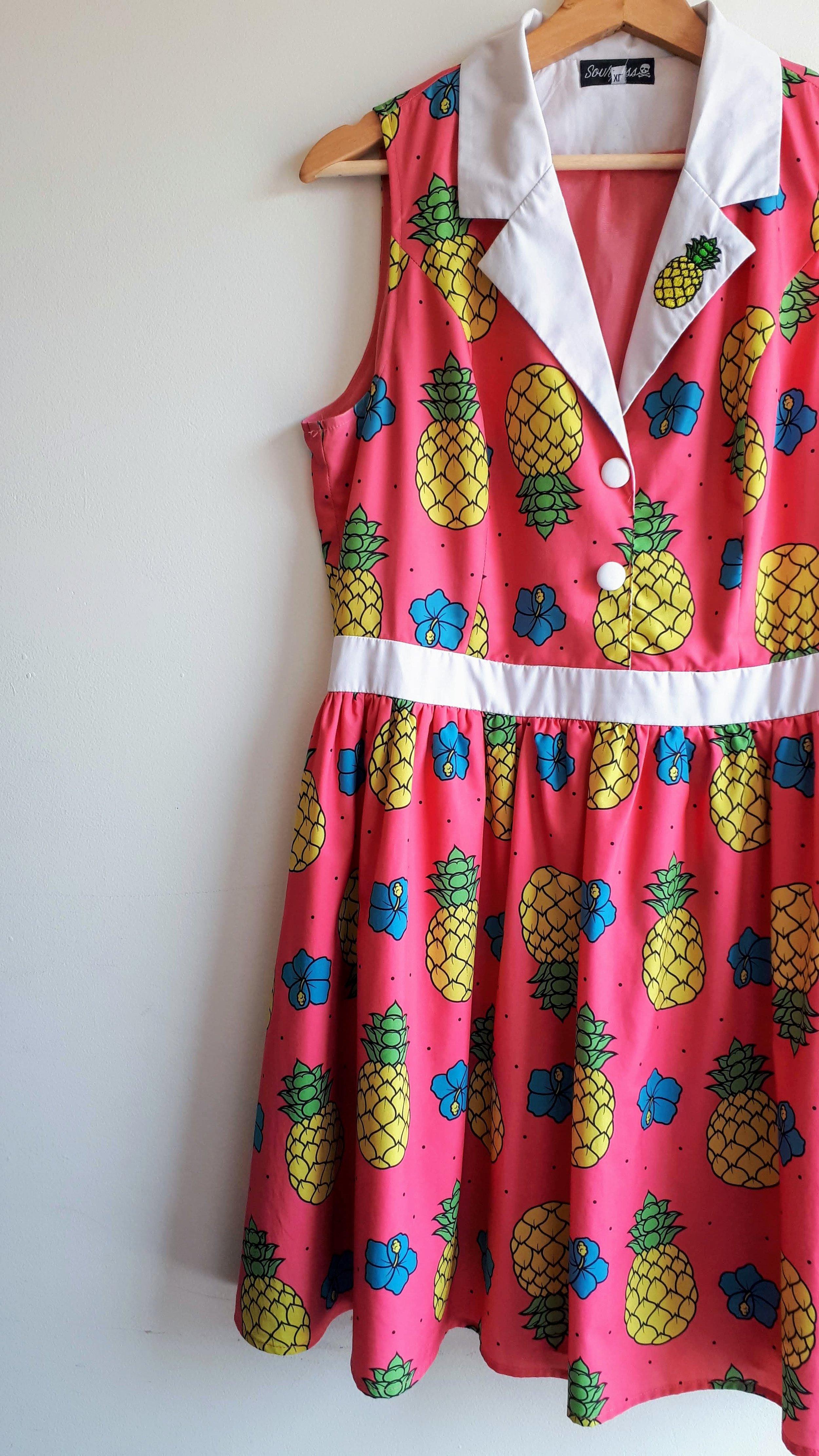 Sourpuss dress; Size XL, $45