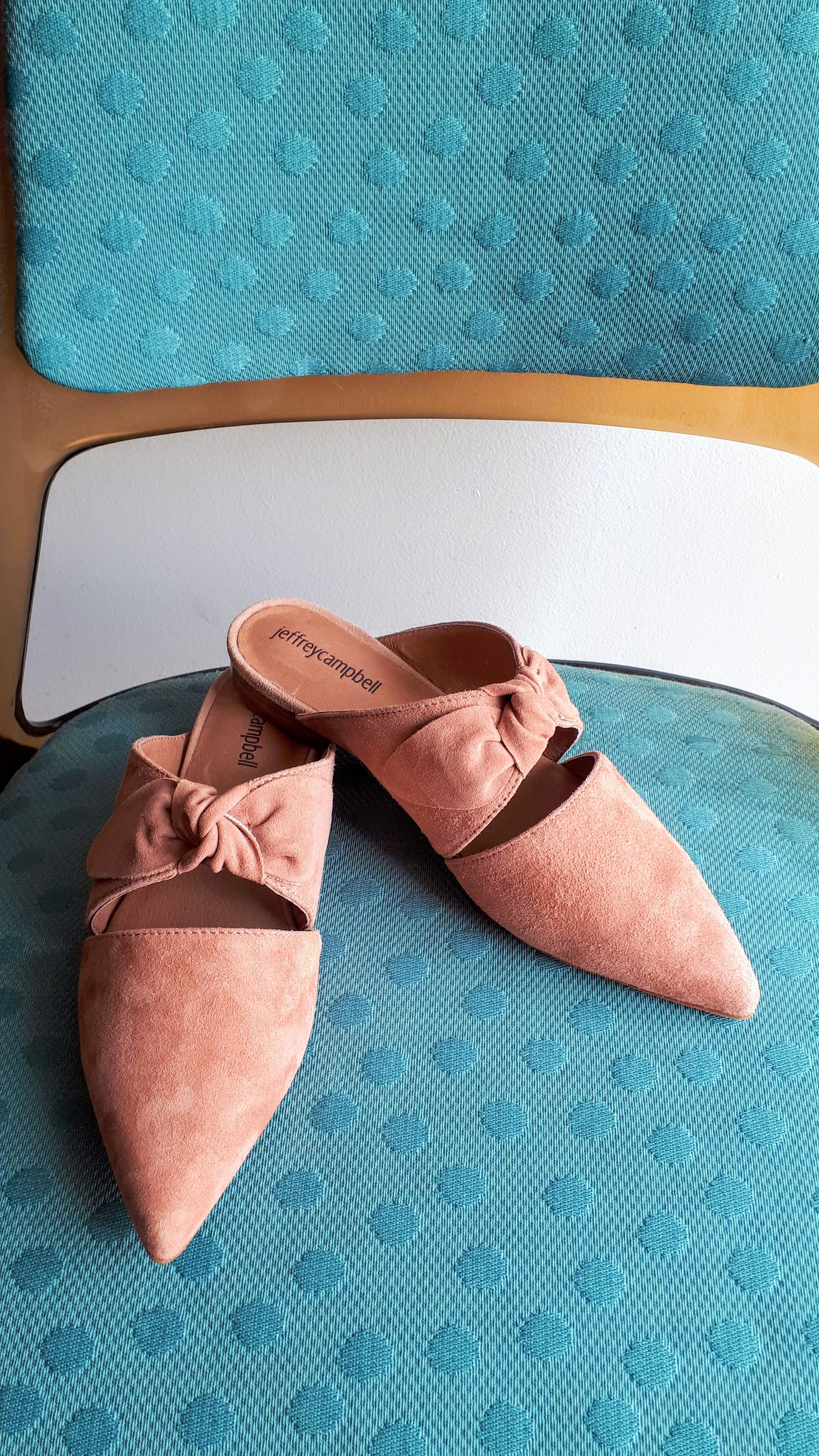 Jeffrey Campbell shoes; S6.5, $68