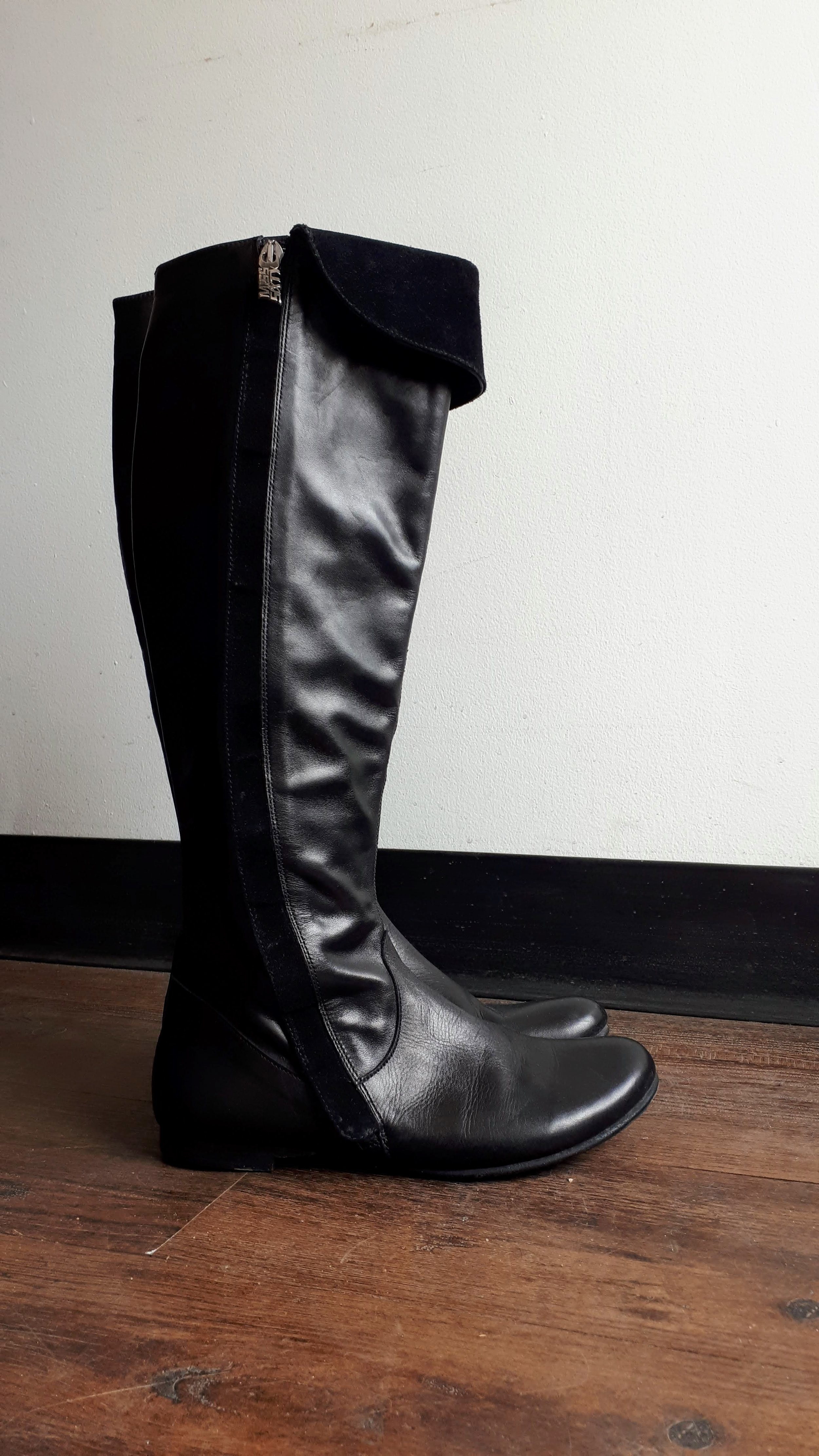 Miss Sixty boots; S7, $95