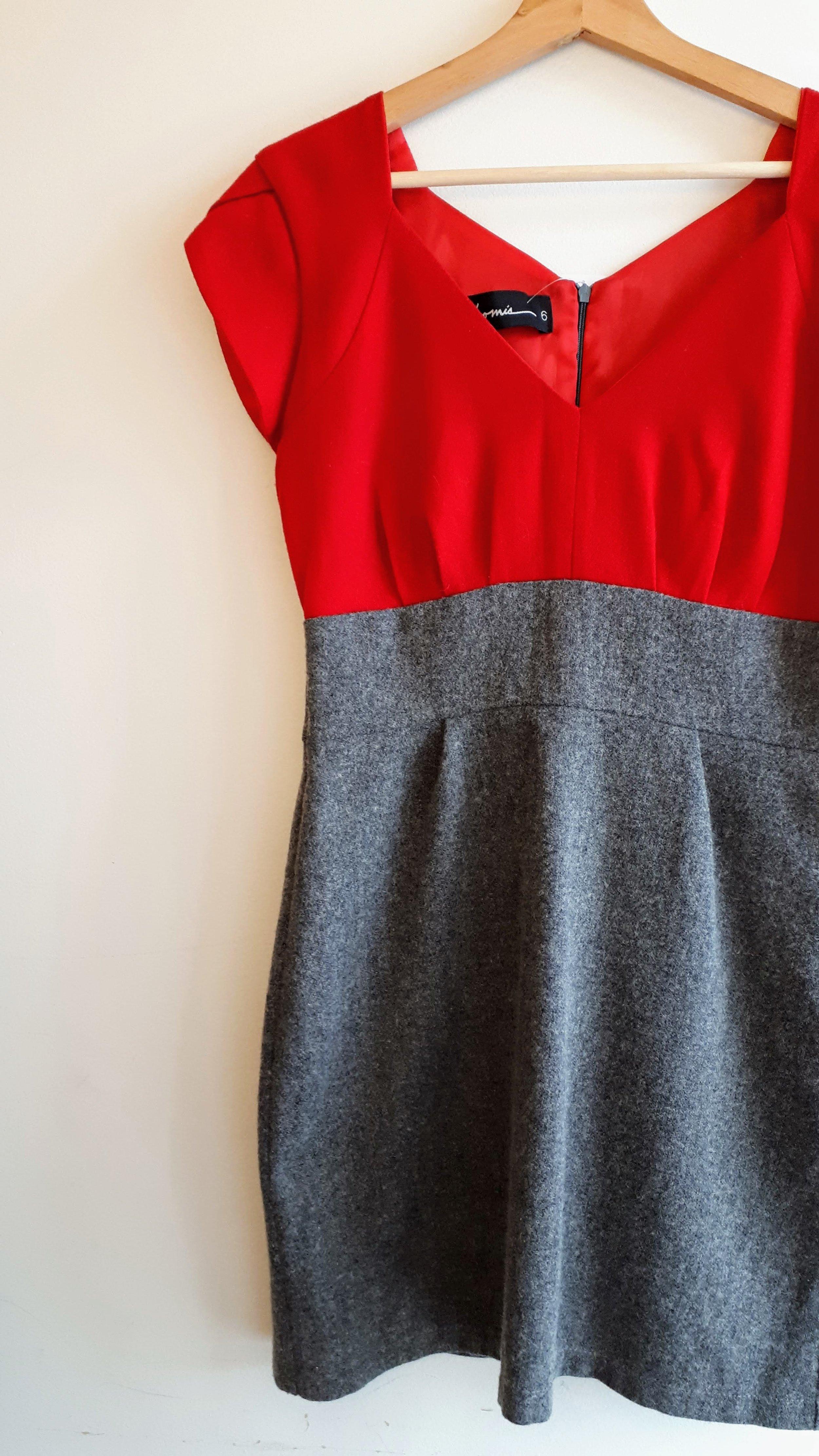 Nokomis dress; Size 6, $48