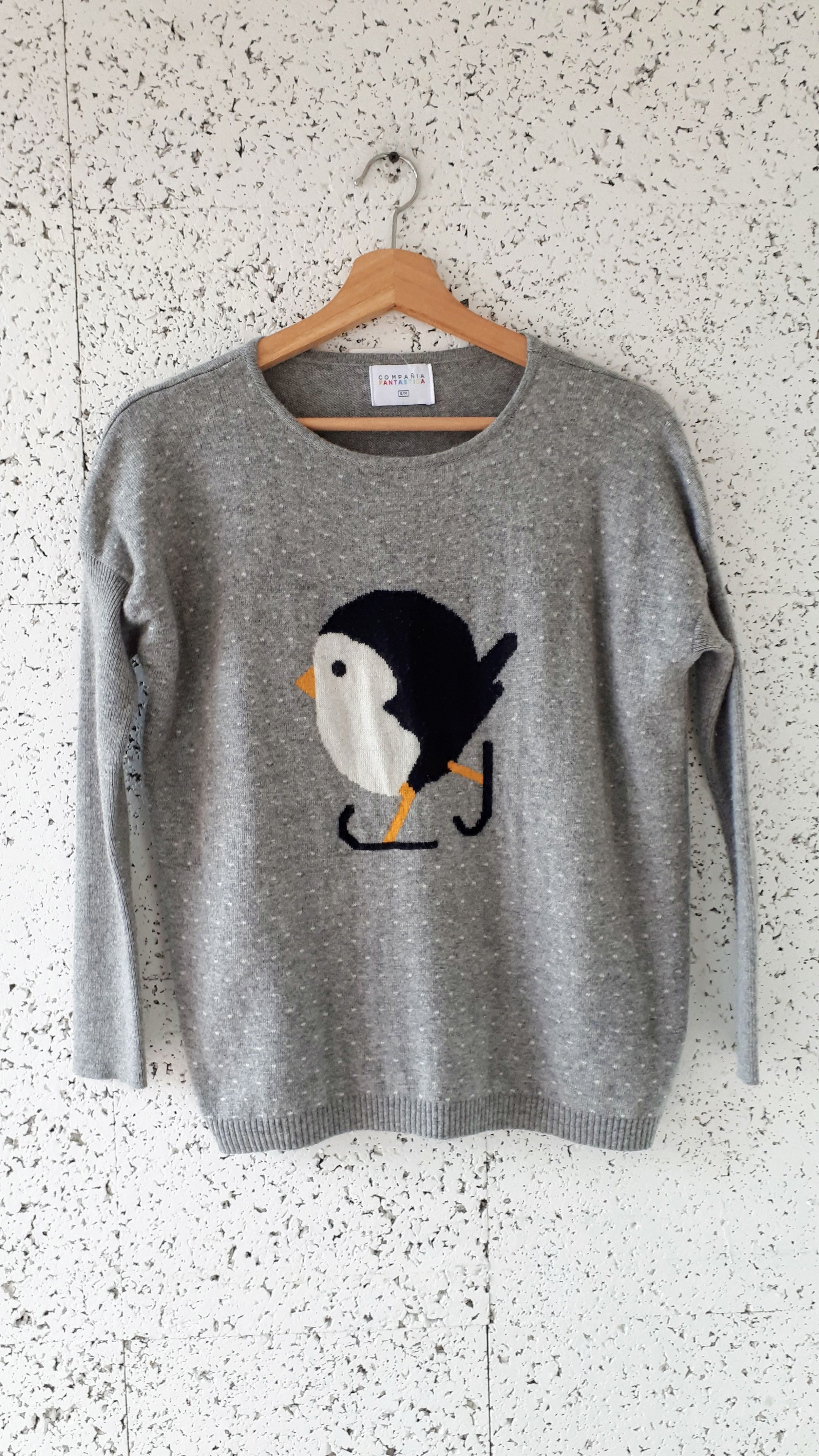 Compania Fantastica sweater; Size M, $48