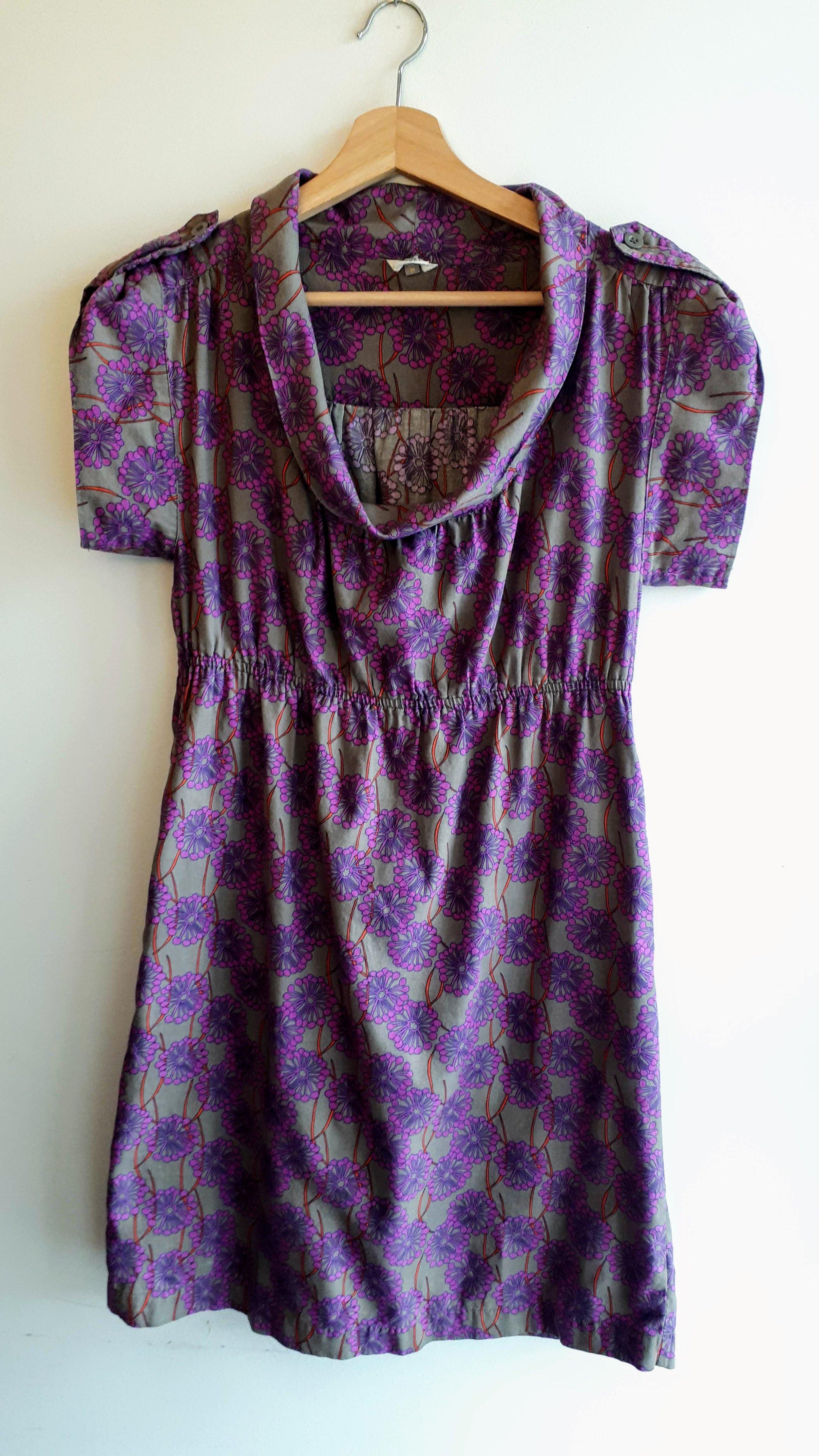 Fossil dress; Size M, $38
