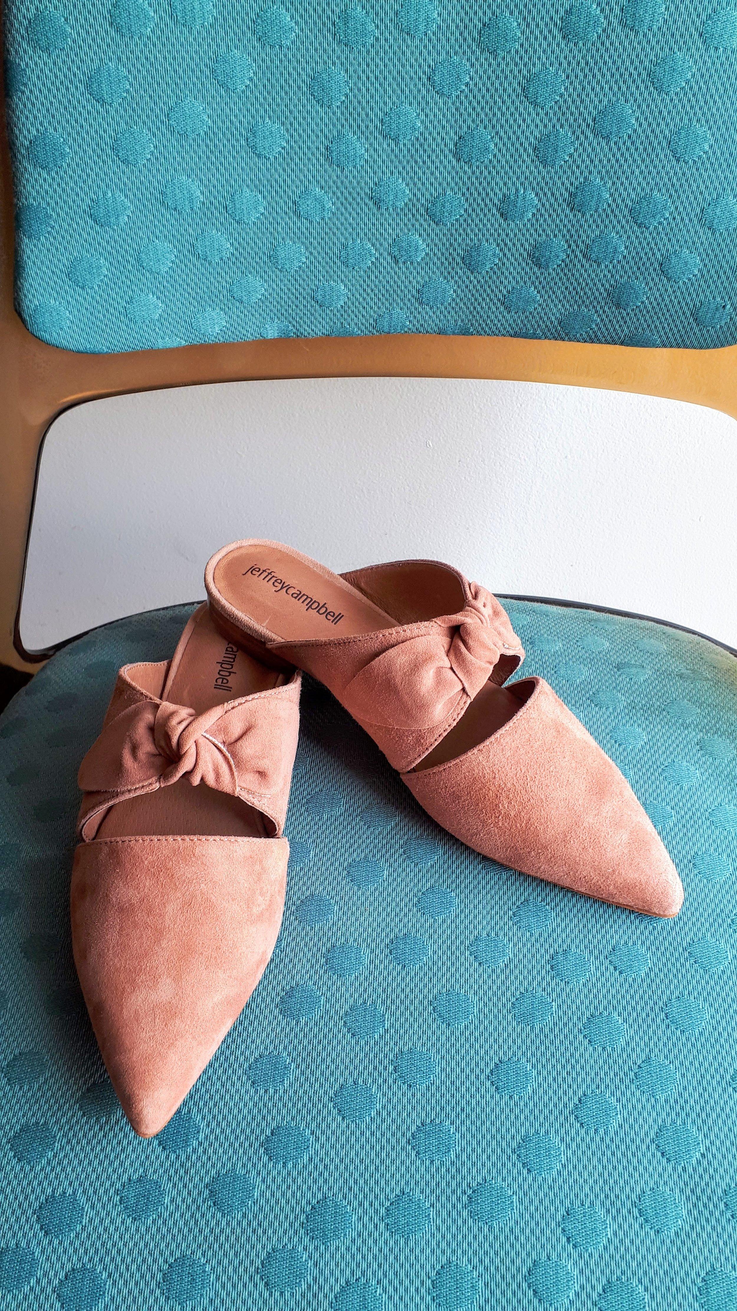 Jeffrey Campbell shoes; S6.5, $68