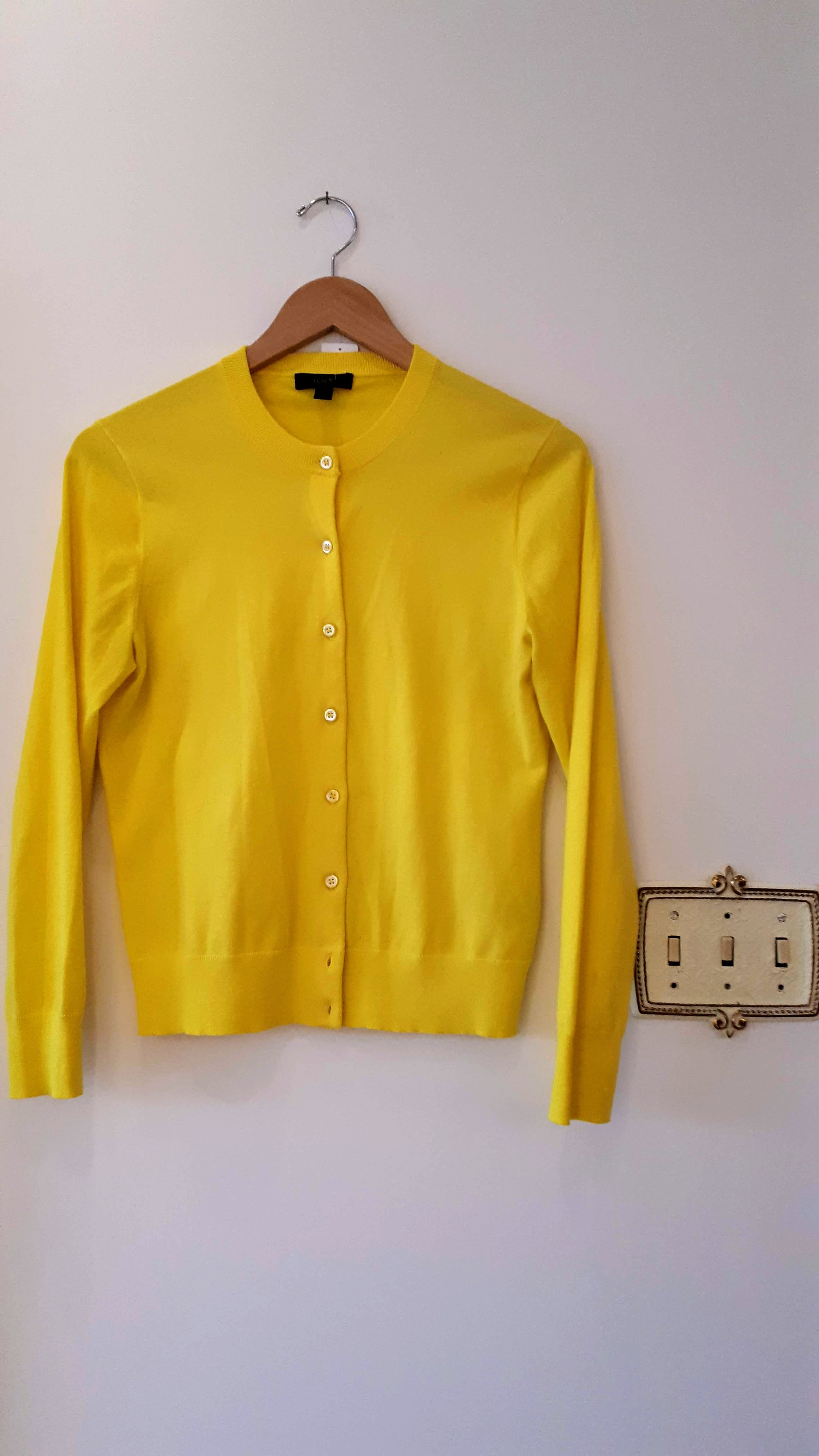 J Crew sweater; Size M, $28