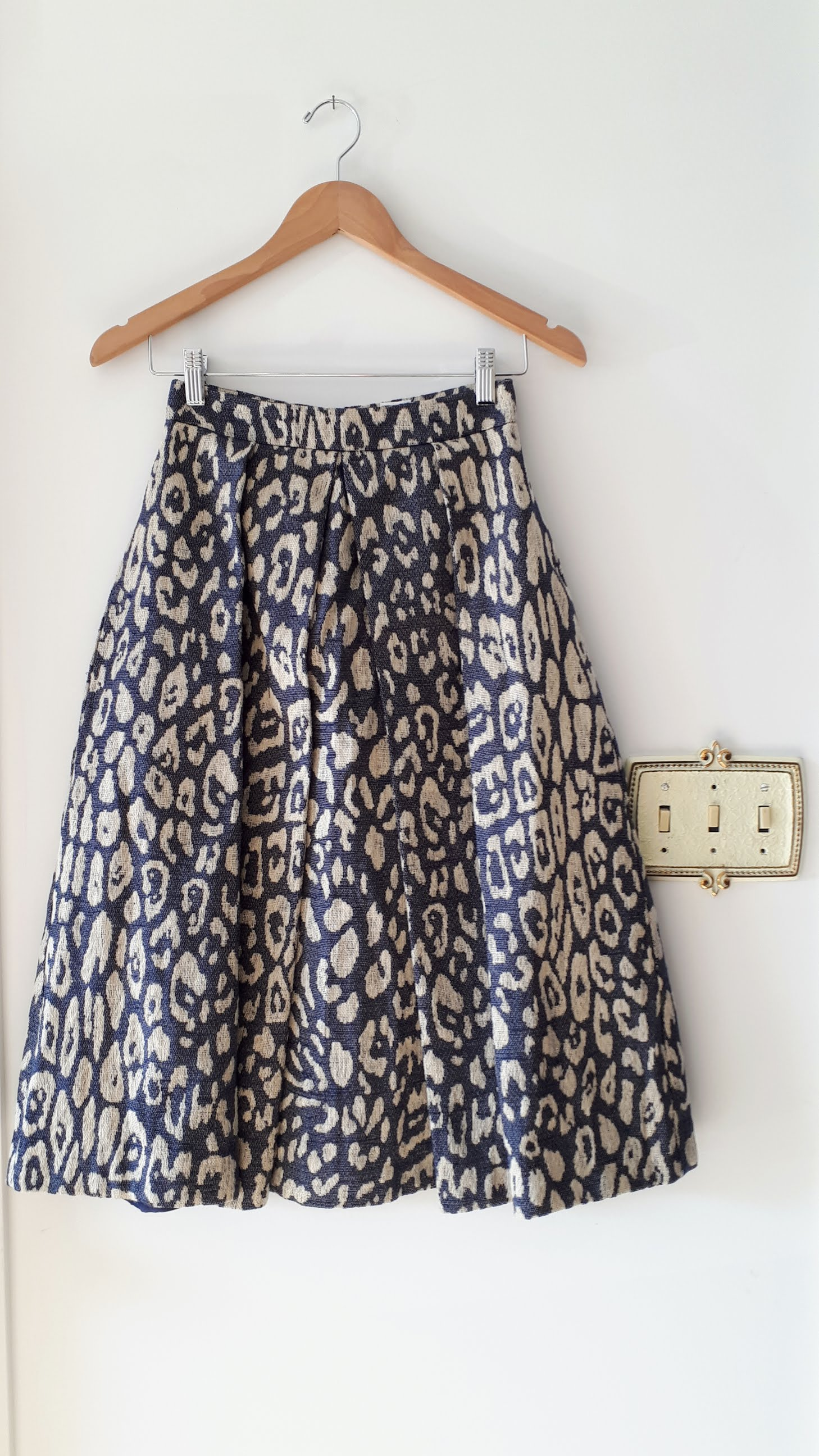 Iris and Ink skirt; Size S, $42