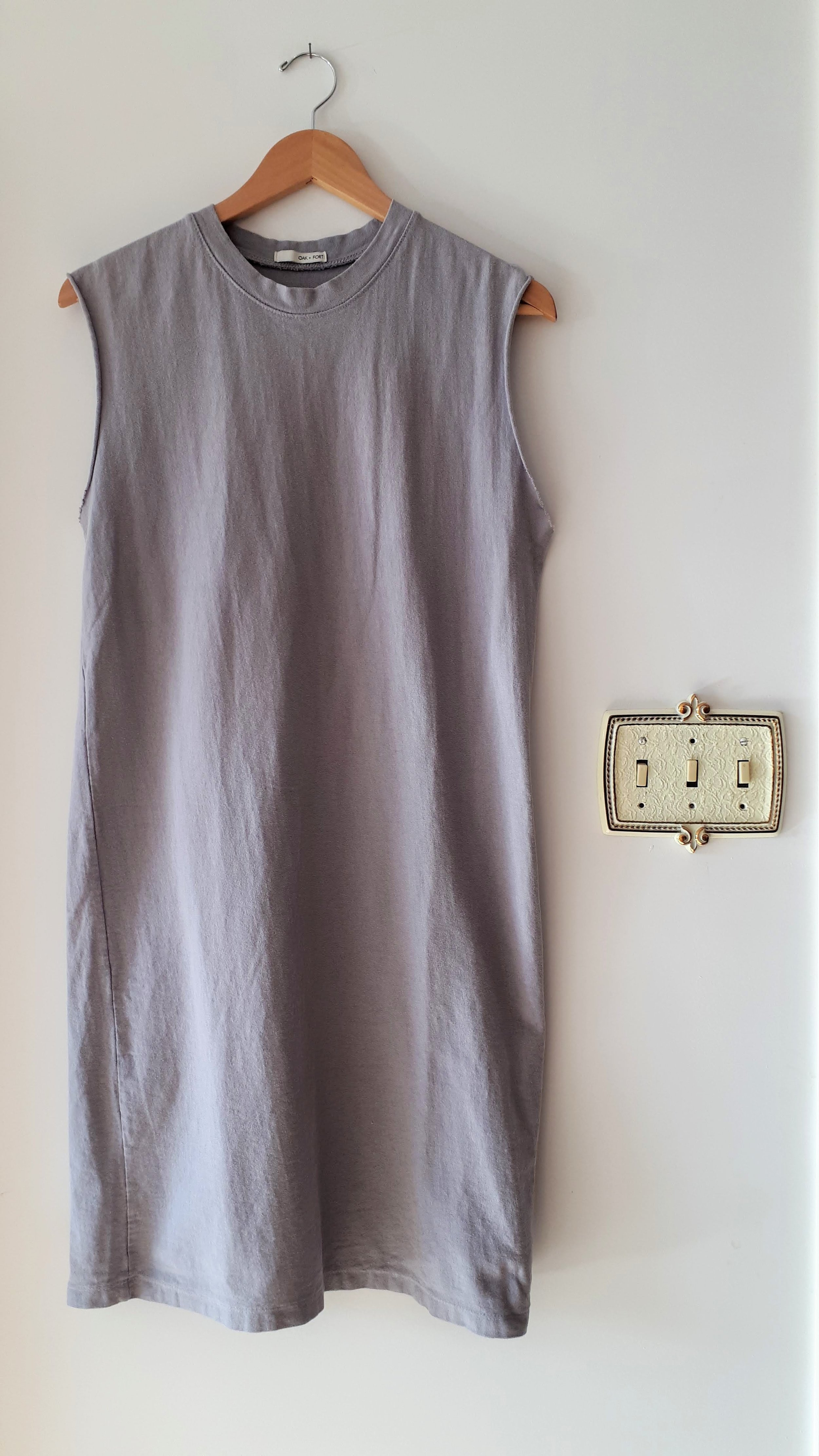Oak and Fort; Size M, $48