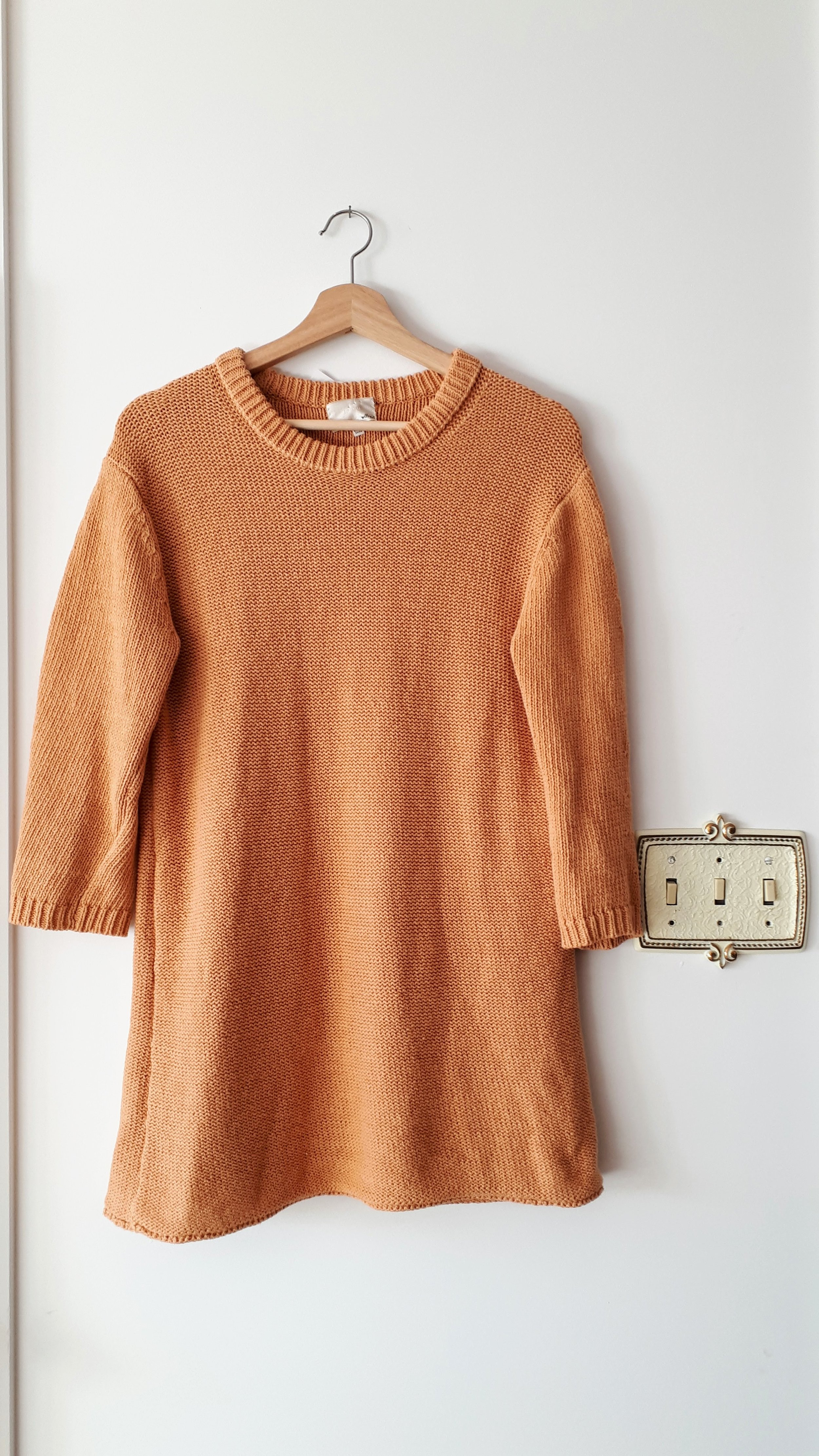 Wilfred tunic; Size S, $38