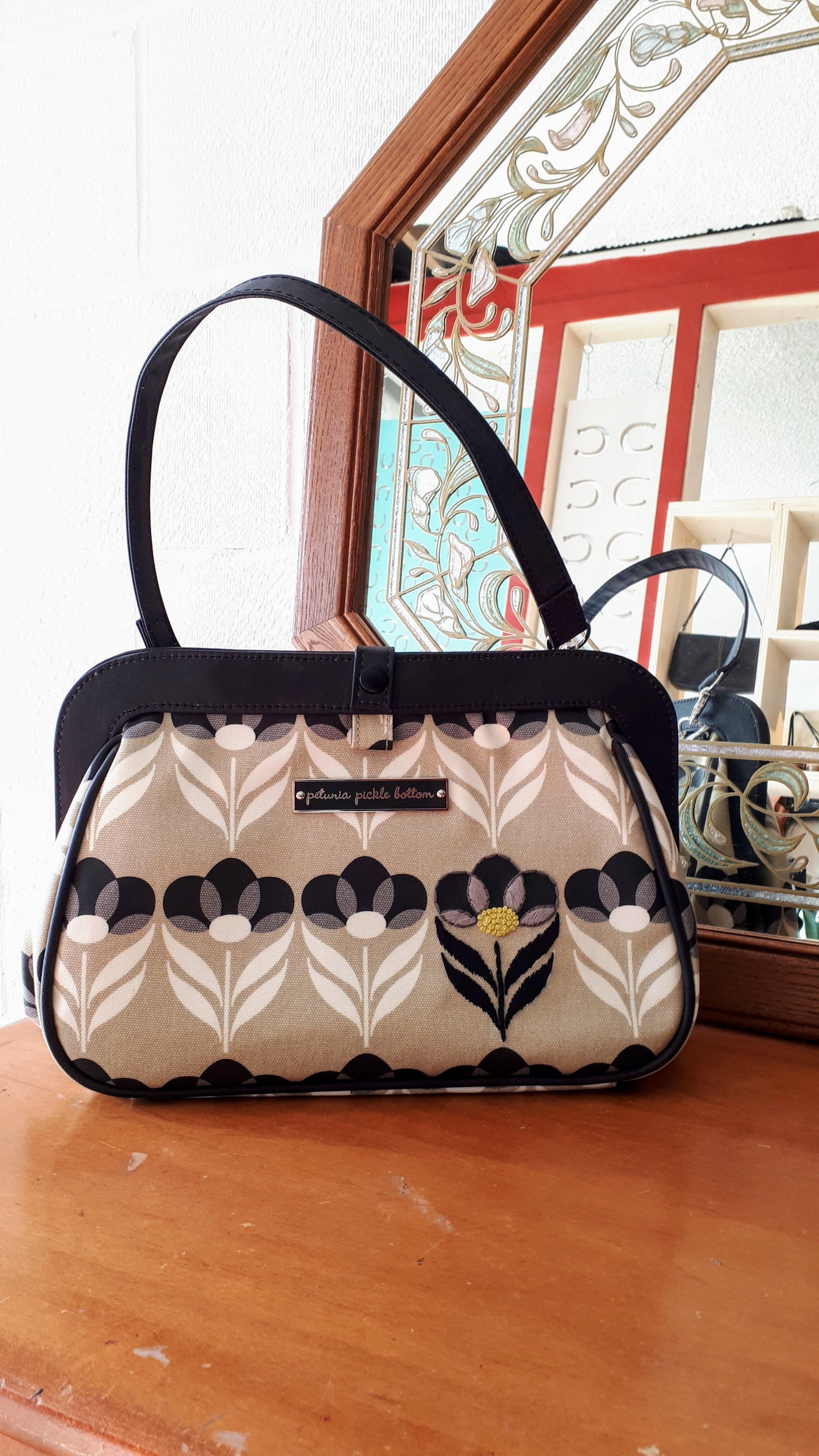 Petunia Pickle Bottom purse (NWT), $45