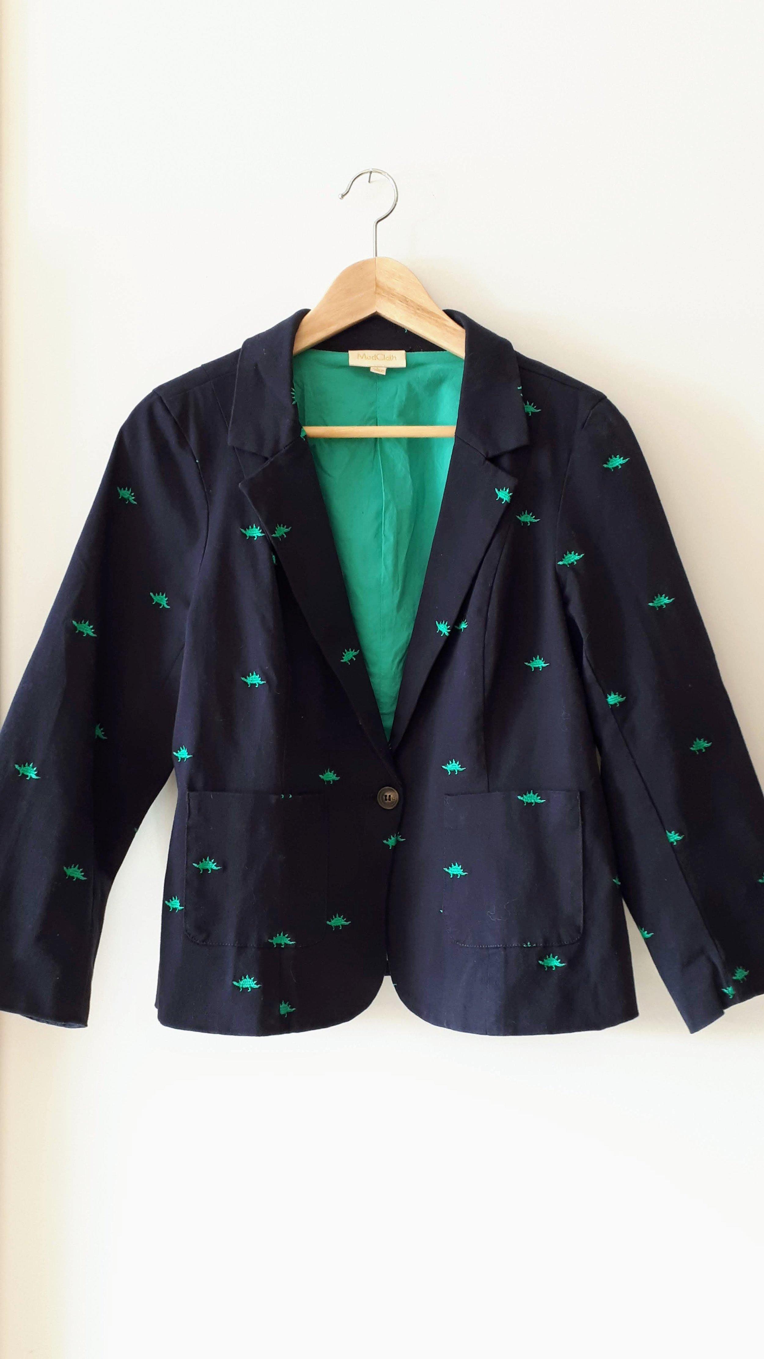 Mod Cloth blazer; Size L, $36