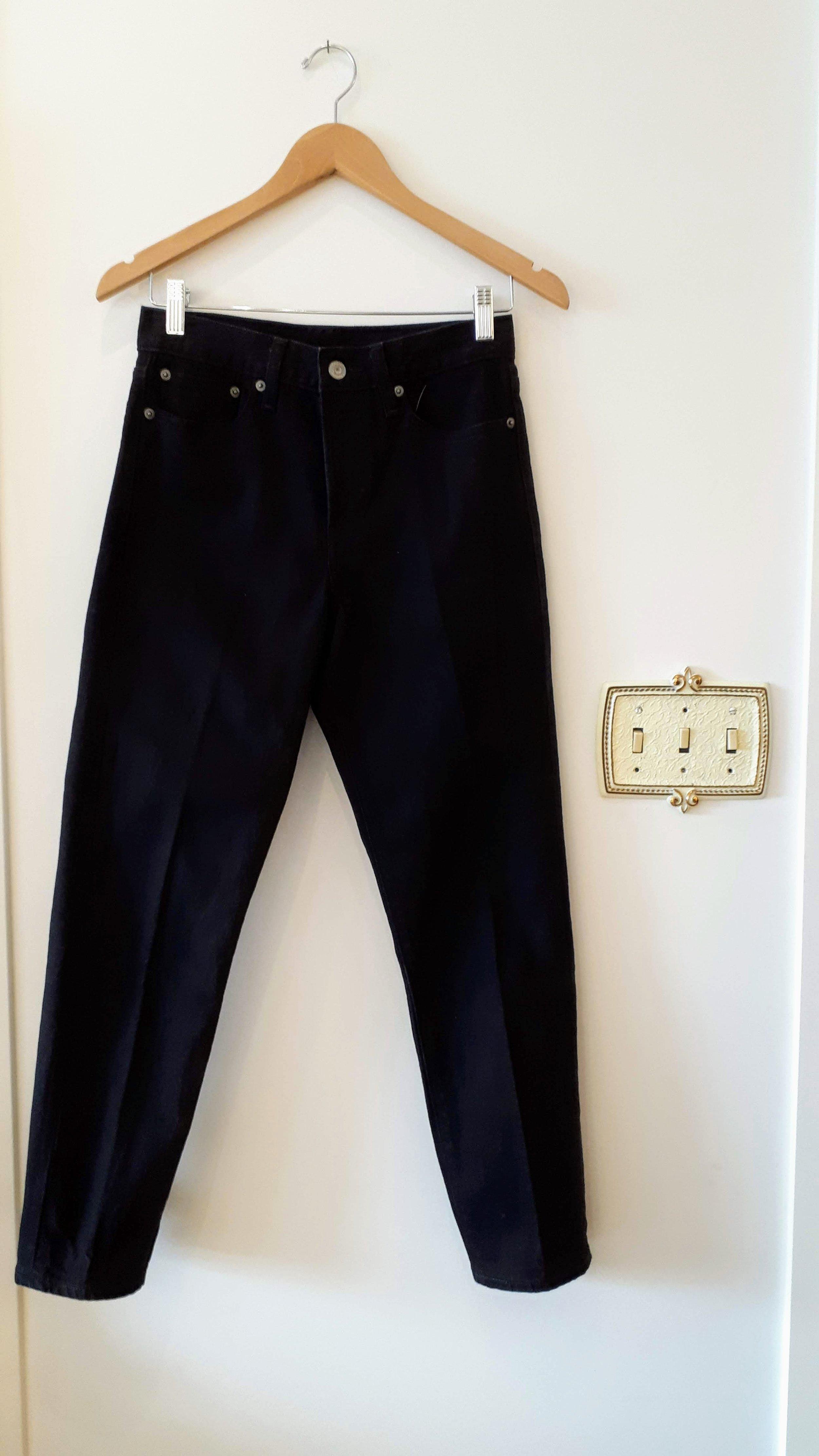 Levis pants; Size 27, $36