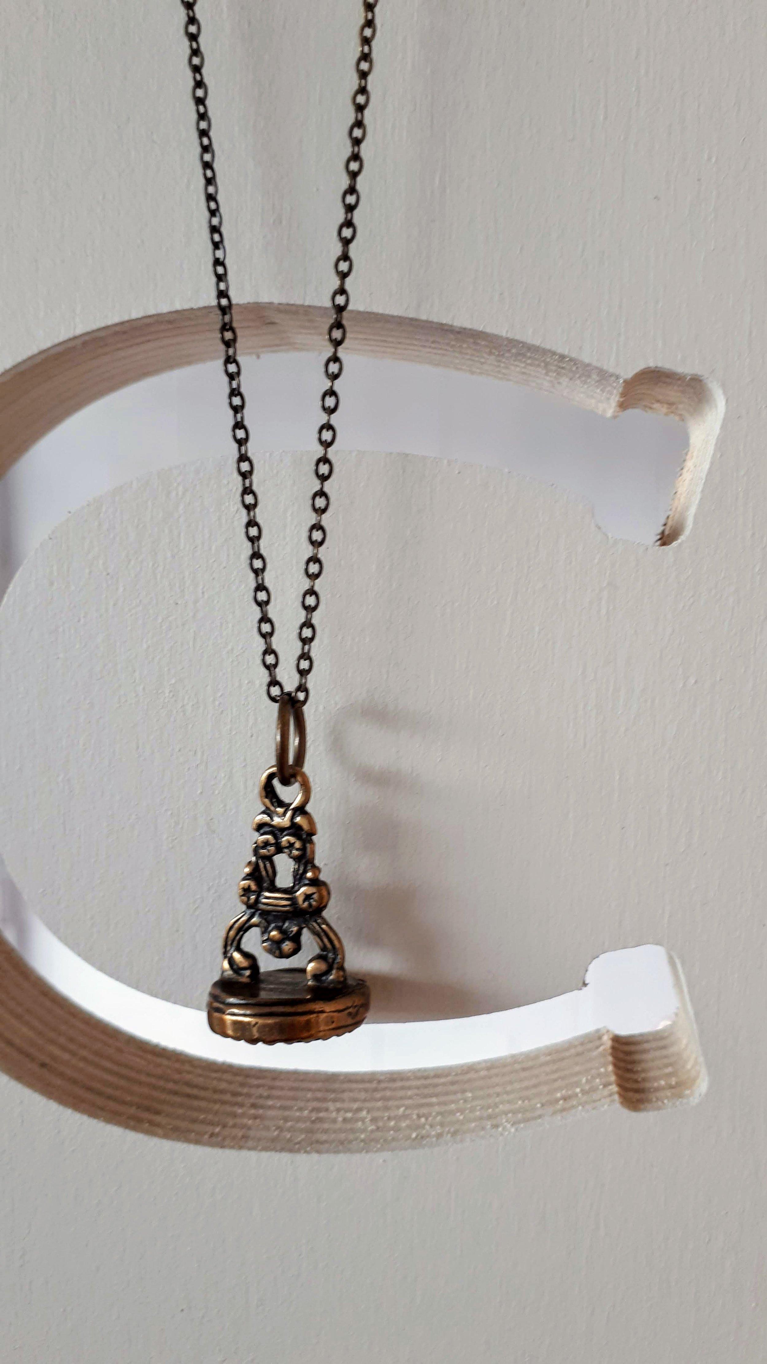 Gwen Deliscious necklace, $26