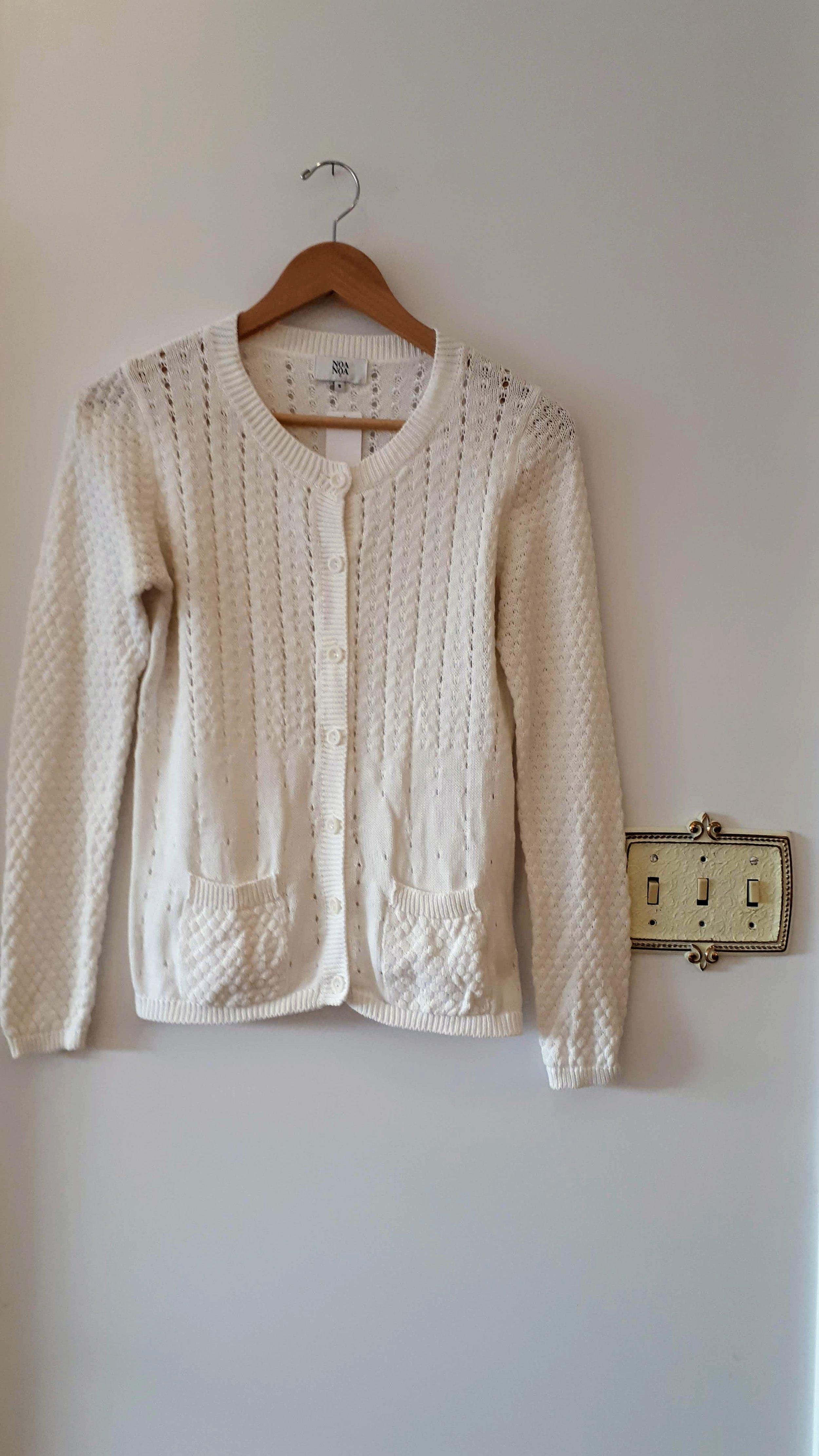 Noa Noa sweater; Size S, $28