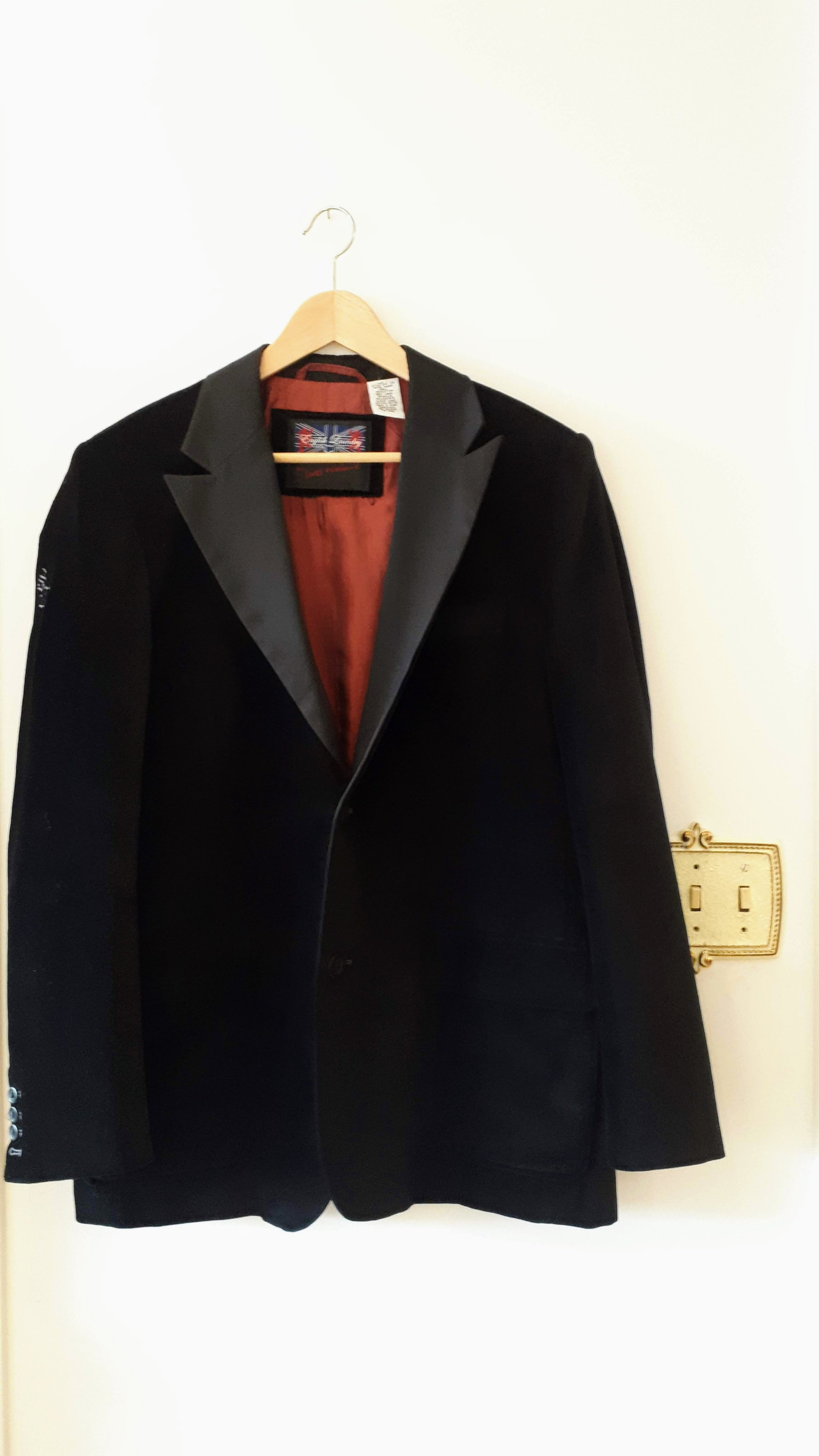 English Laundry mens jacket; Size L, $62