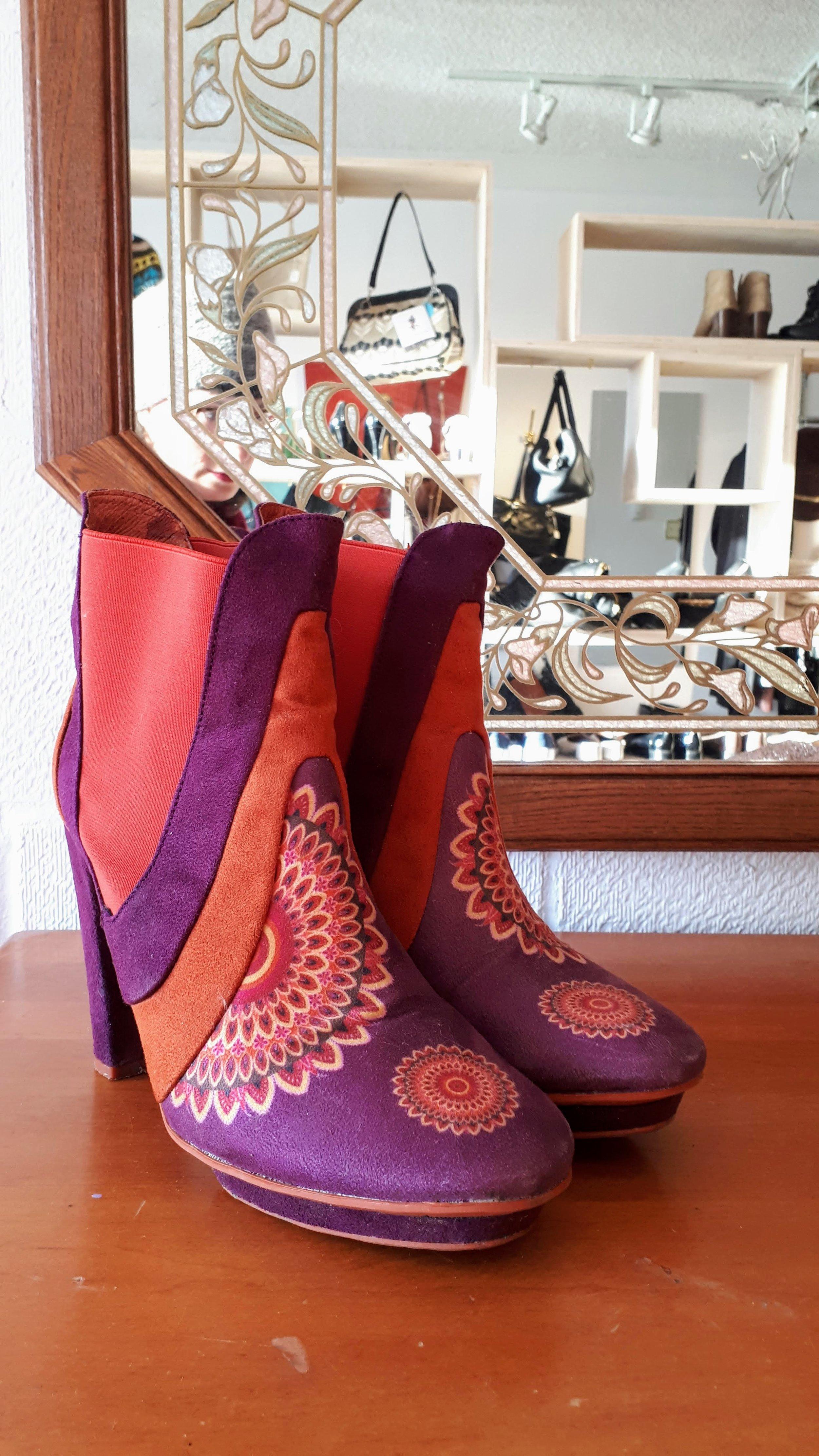 Desigual boots; Size 8.5, $72