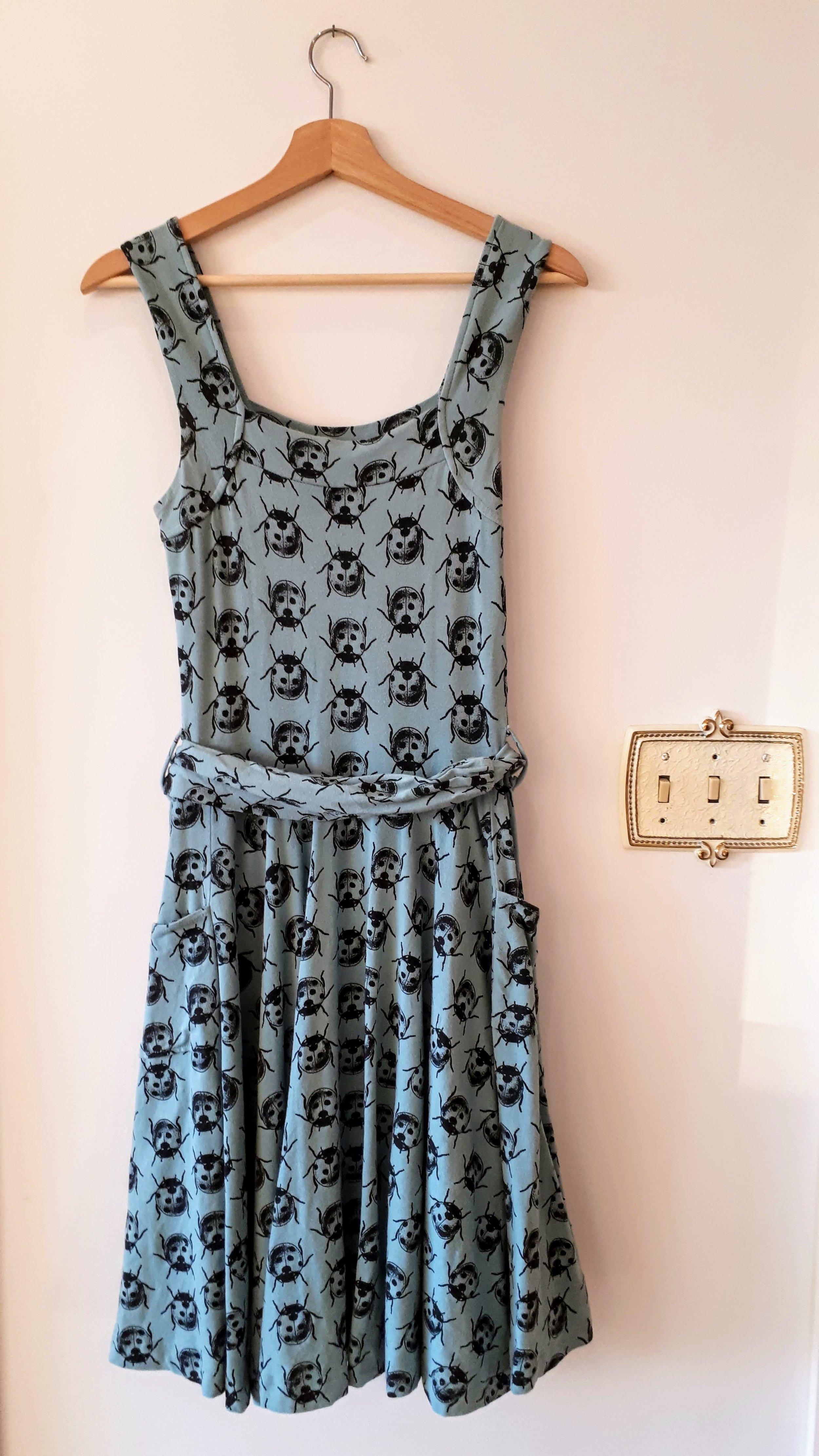 Effie's heart dress; Size S, $36