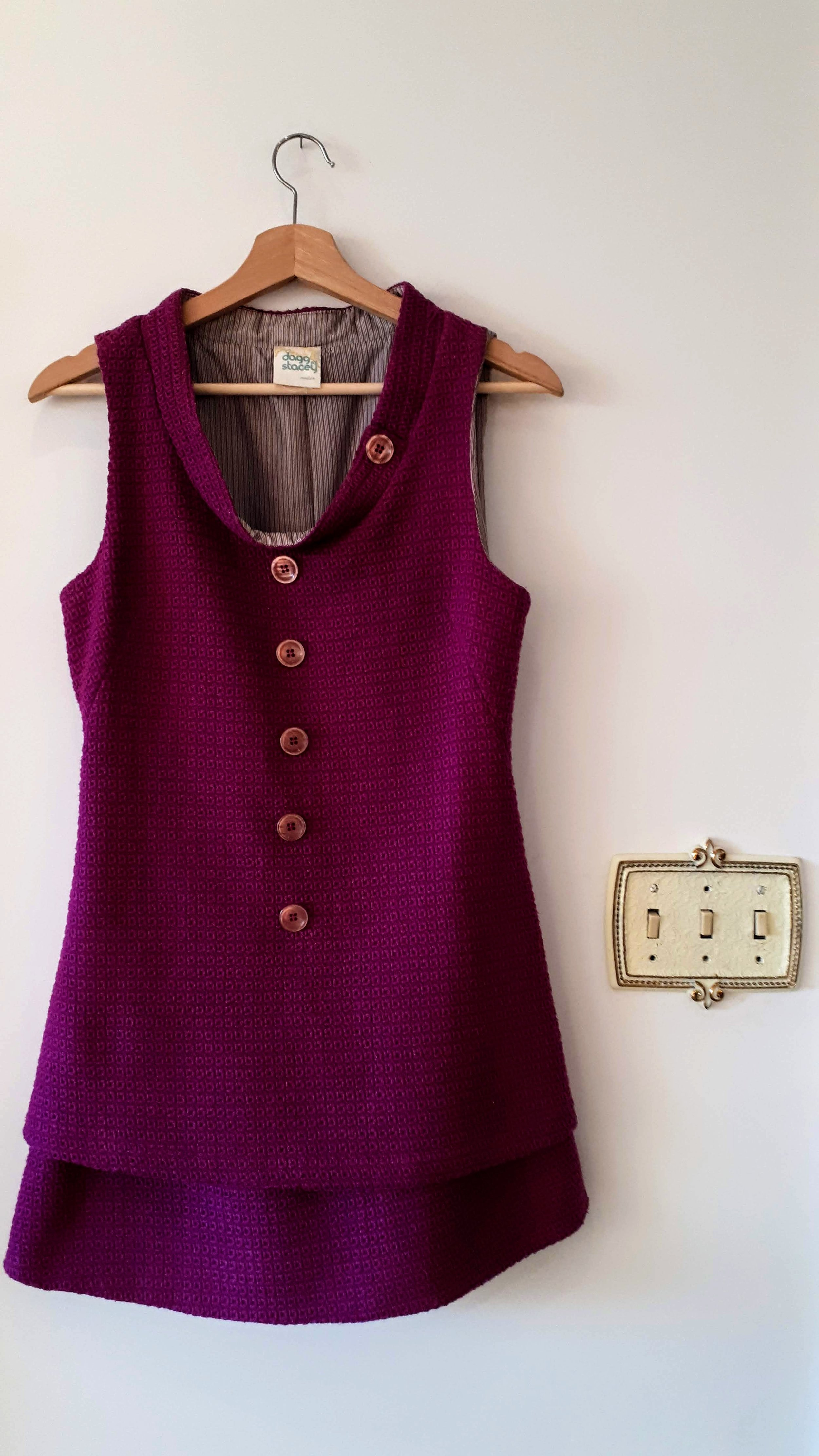 Dagg and Stacey dress; Size M, $38