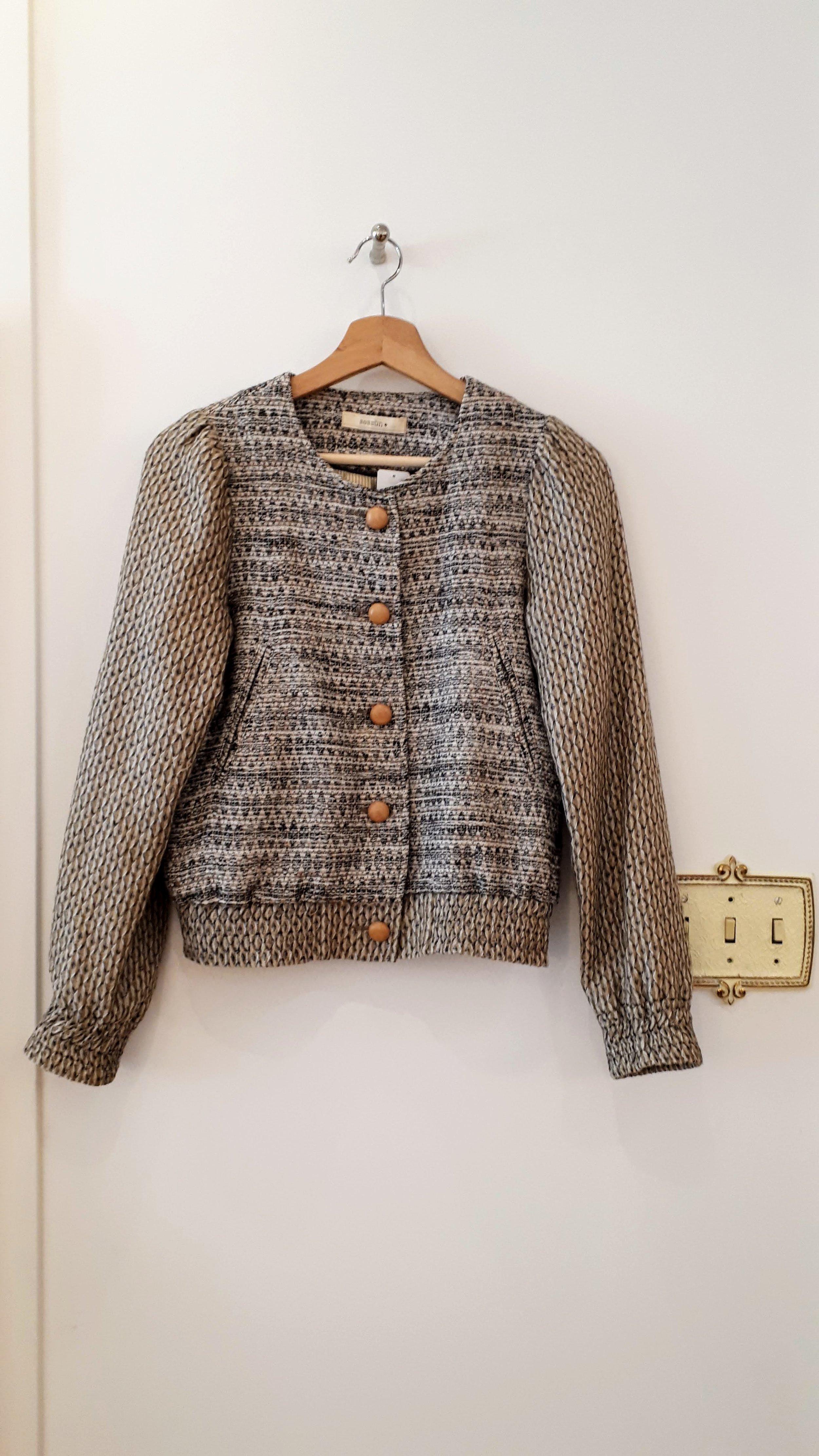 Sessùn jacket; Size S, $56