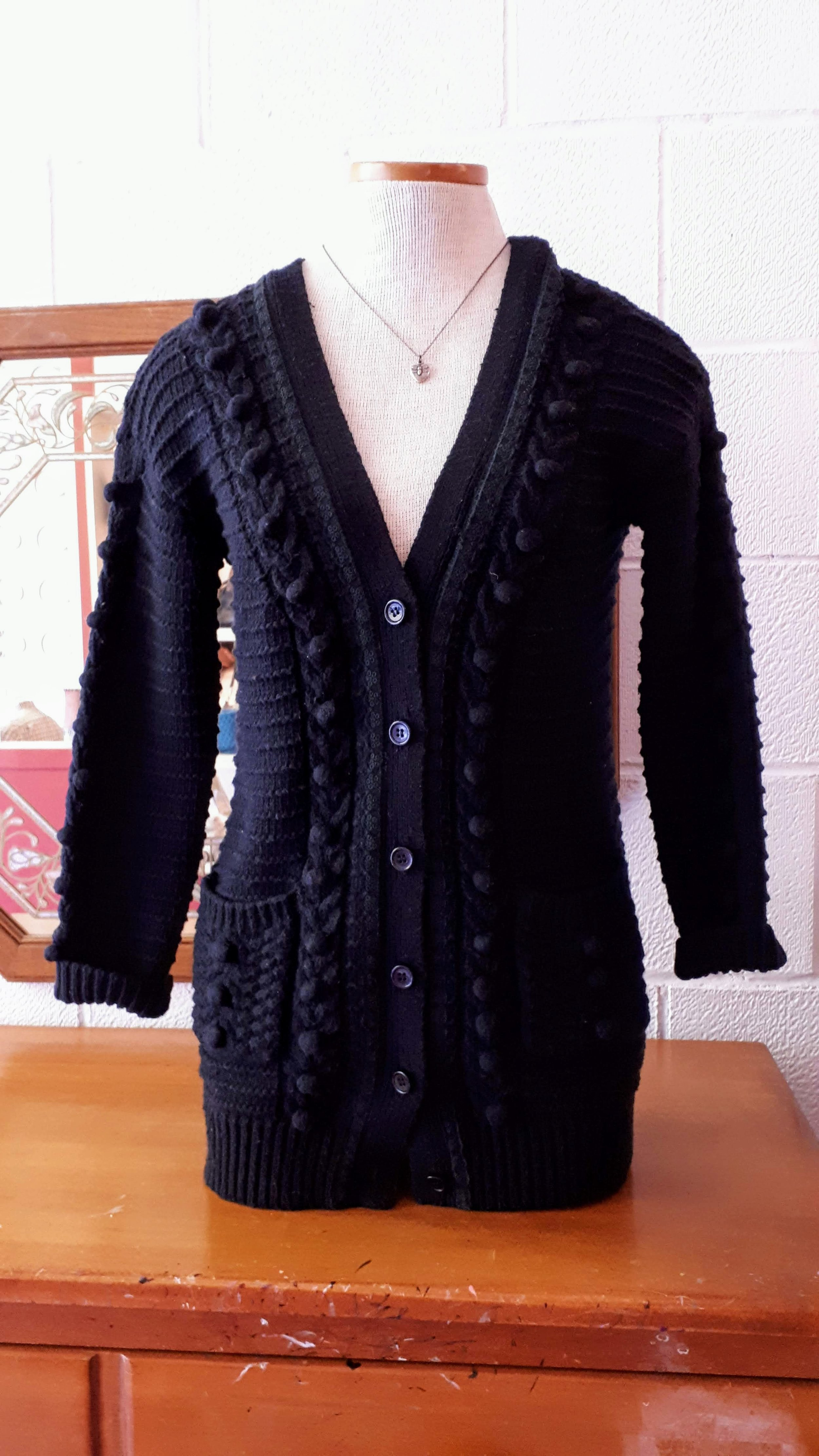 Yumi top; Size M, $42