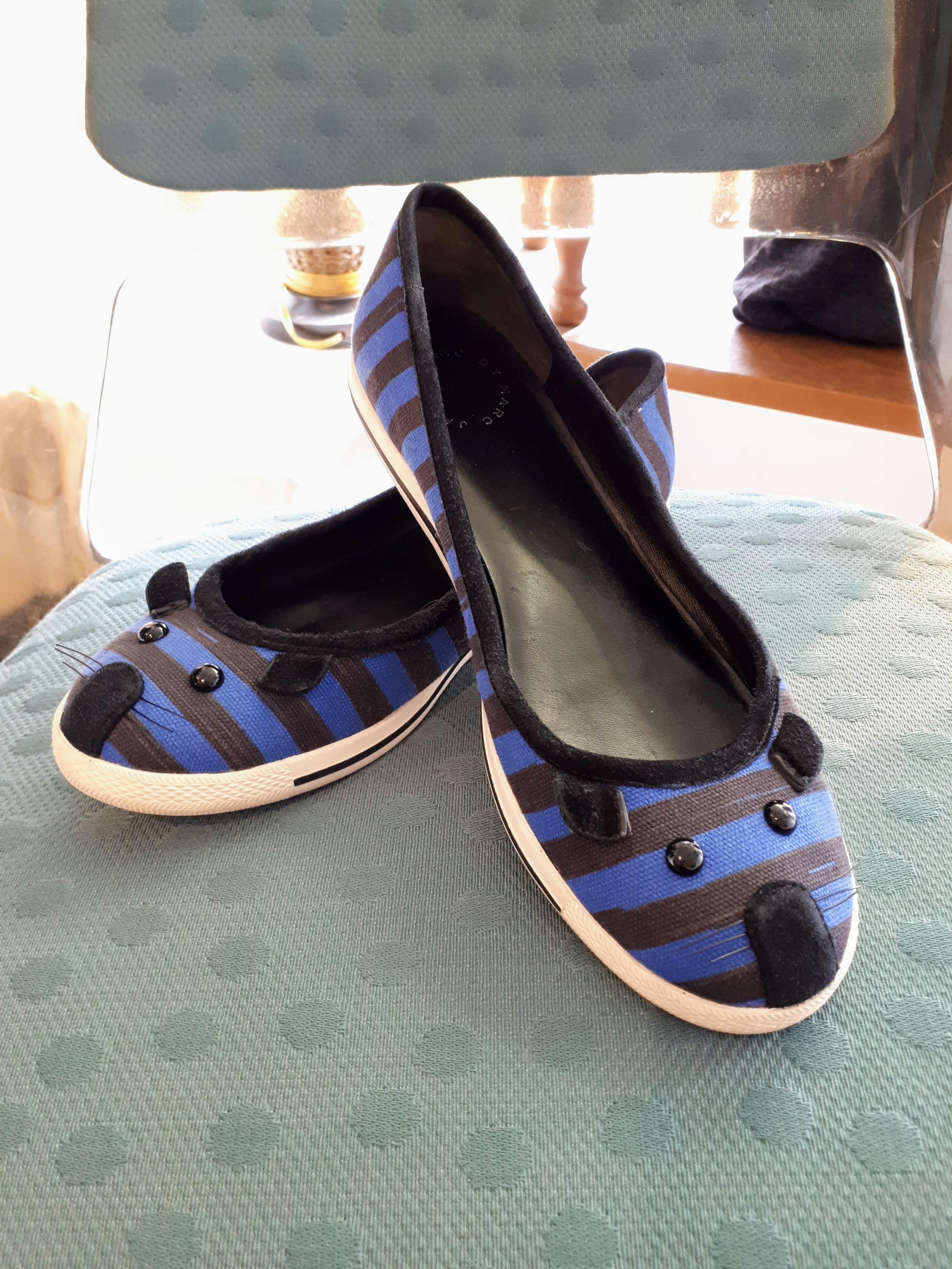 Marc Jacobs shoes; S8, $42