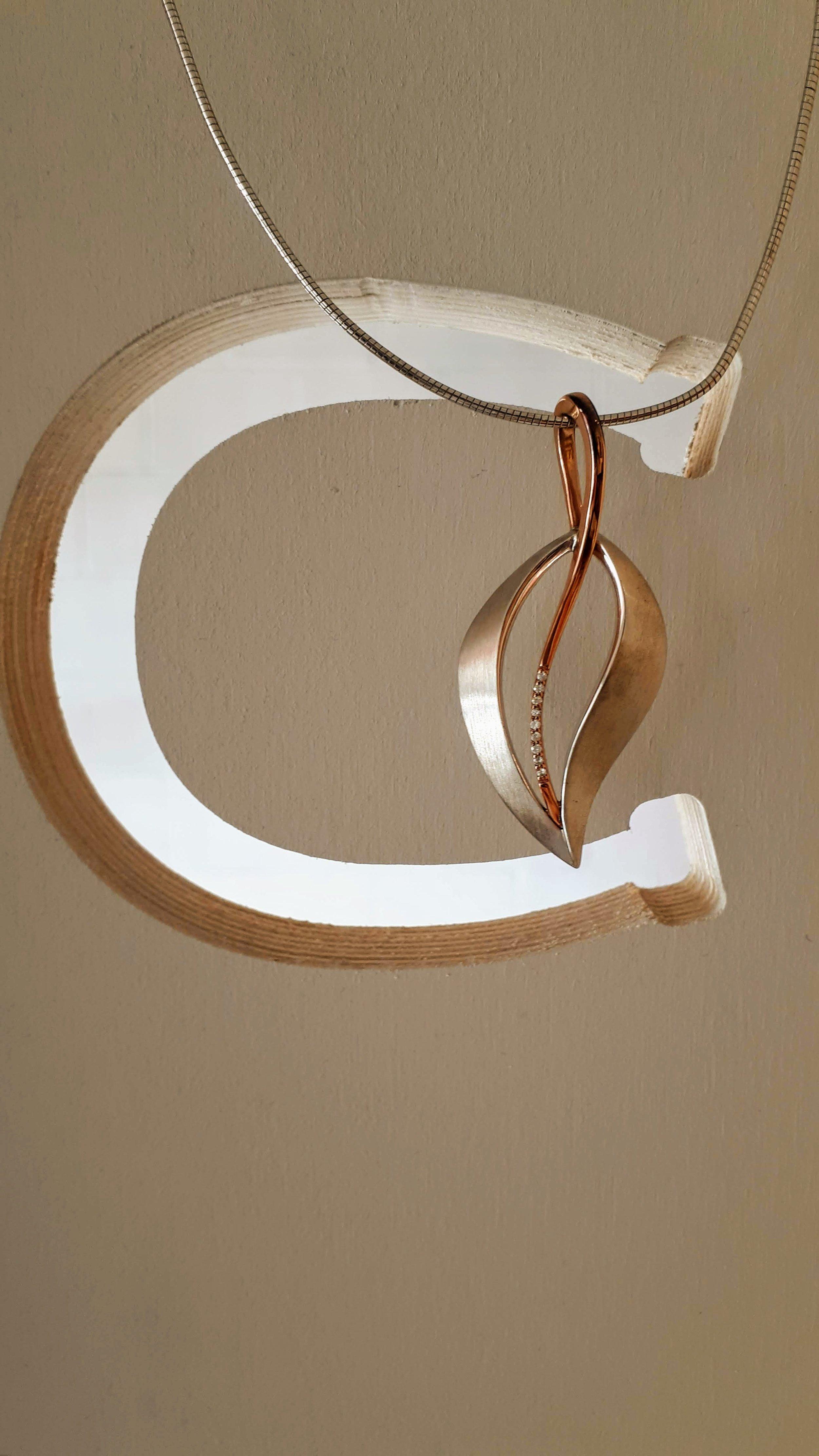 Breuning necklace $75