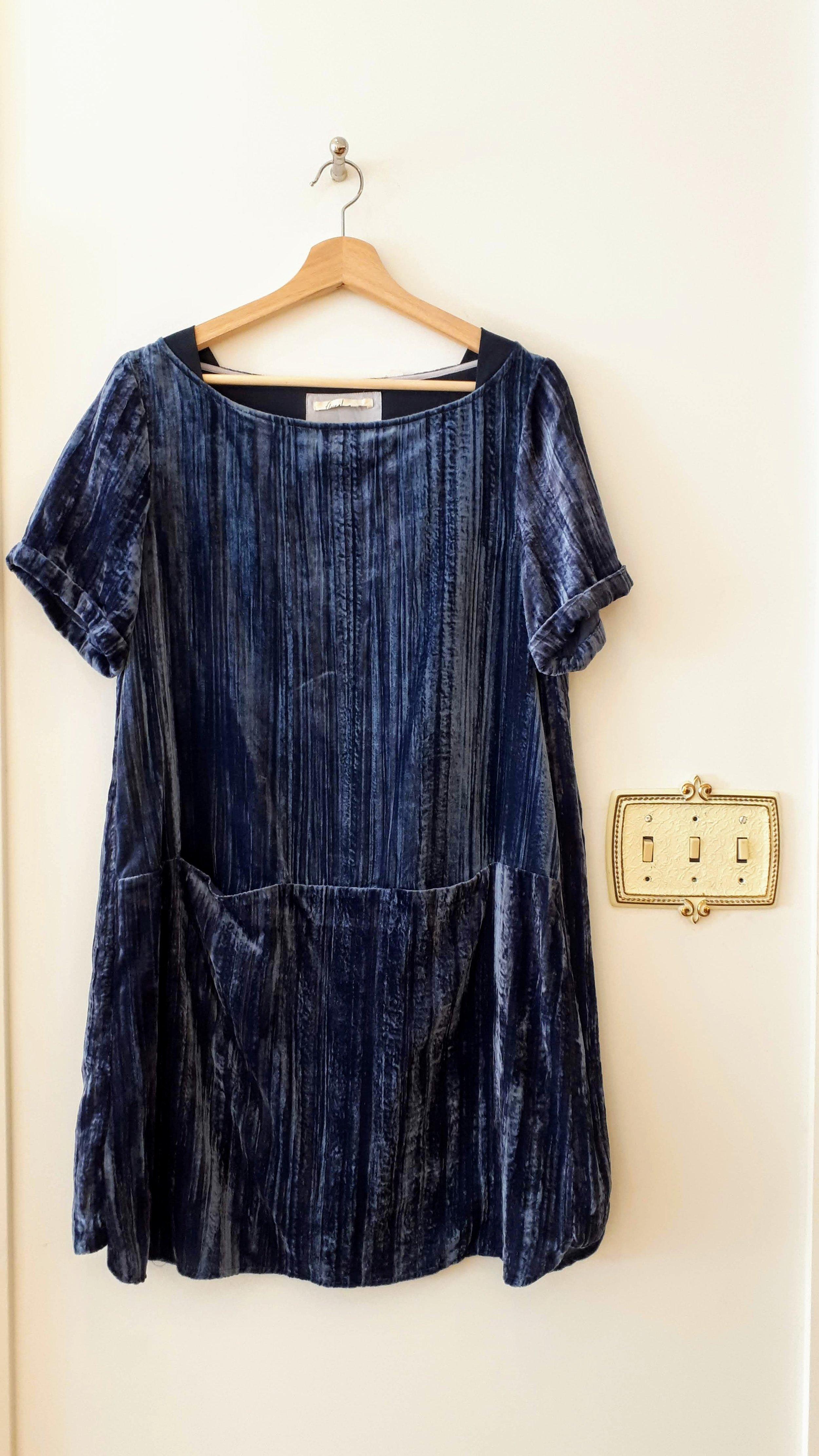 Floreat dress; Size M, $42